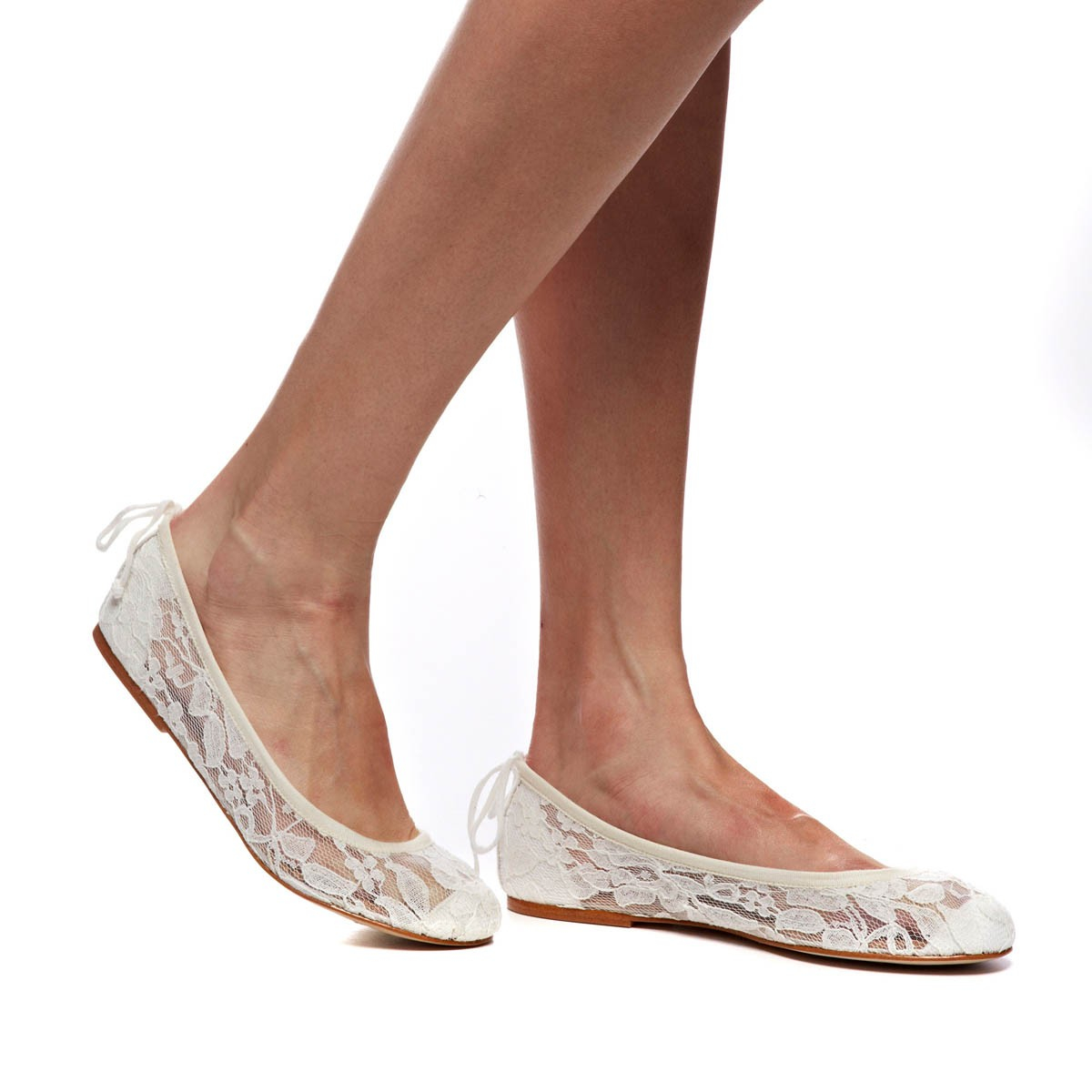 White Ballet Shoes Uk