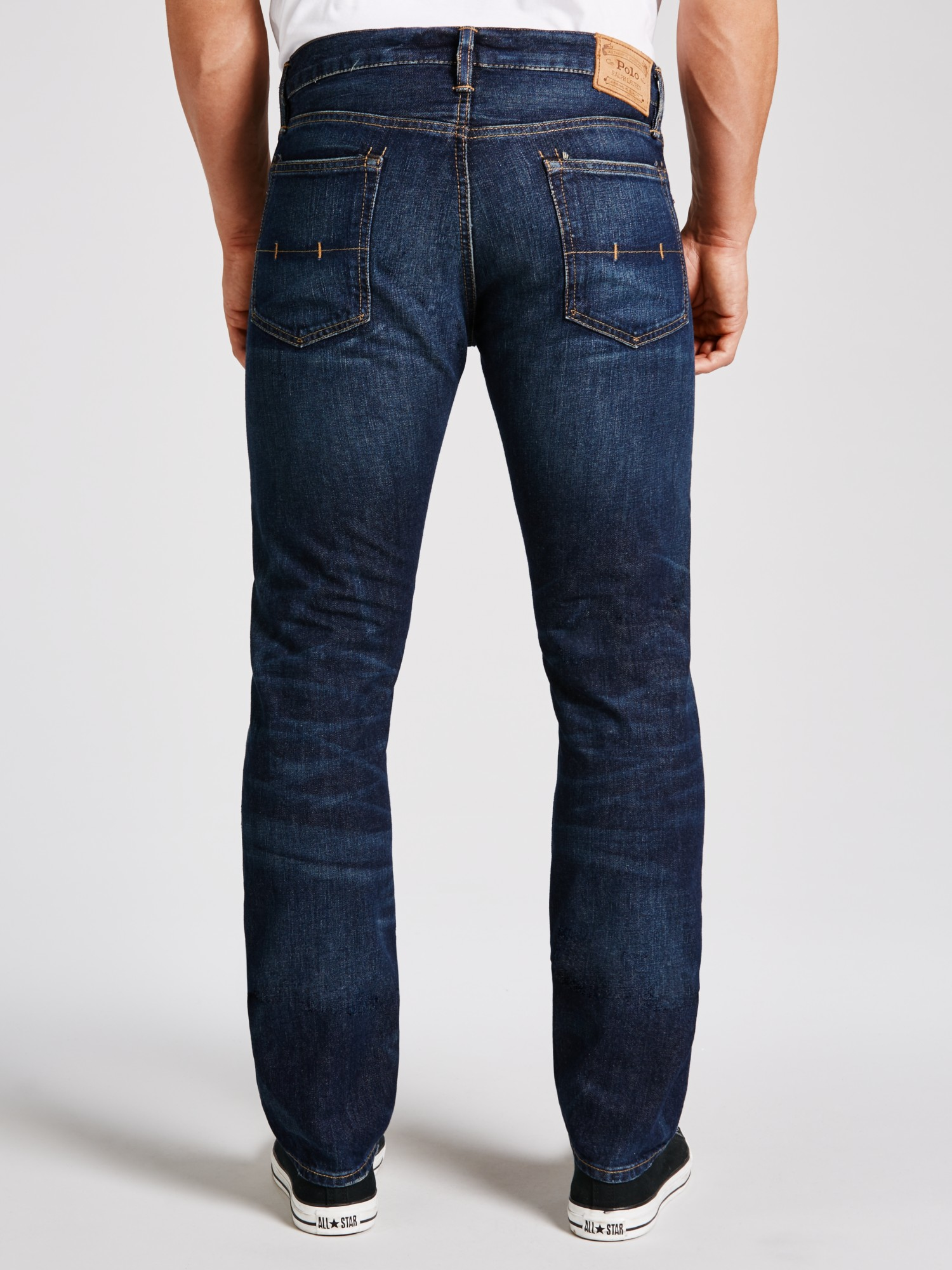 Polo Ralph Lauren Slim Fit Jeans - Joe Maloy d988de9884dc