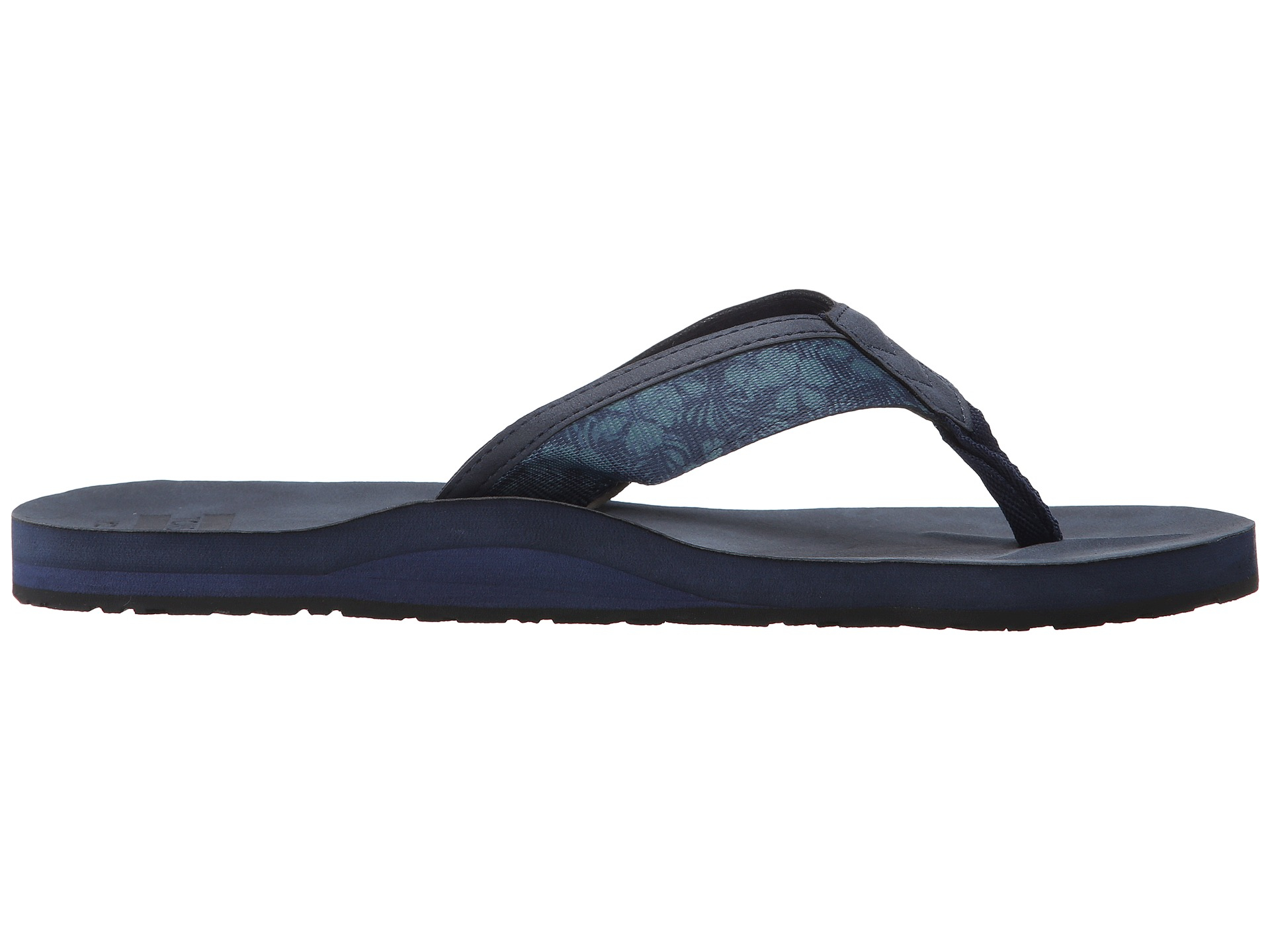 c5bc57aa830 Lyst - TOMS Verano Flip Flop in Blue for Men