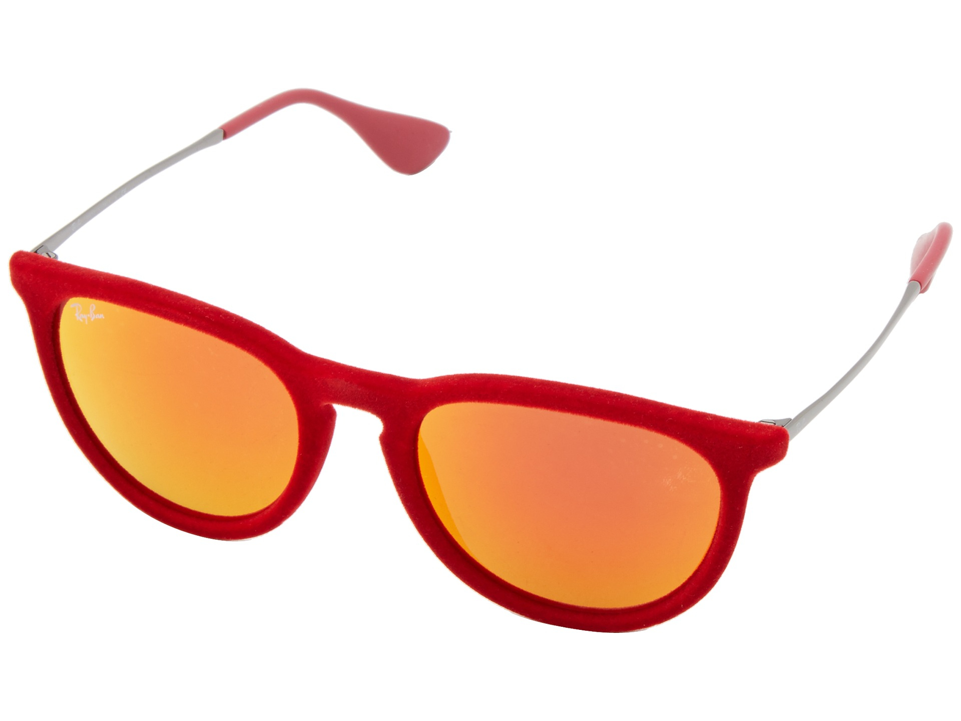 Ray Ban Erika In Red Lyst