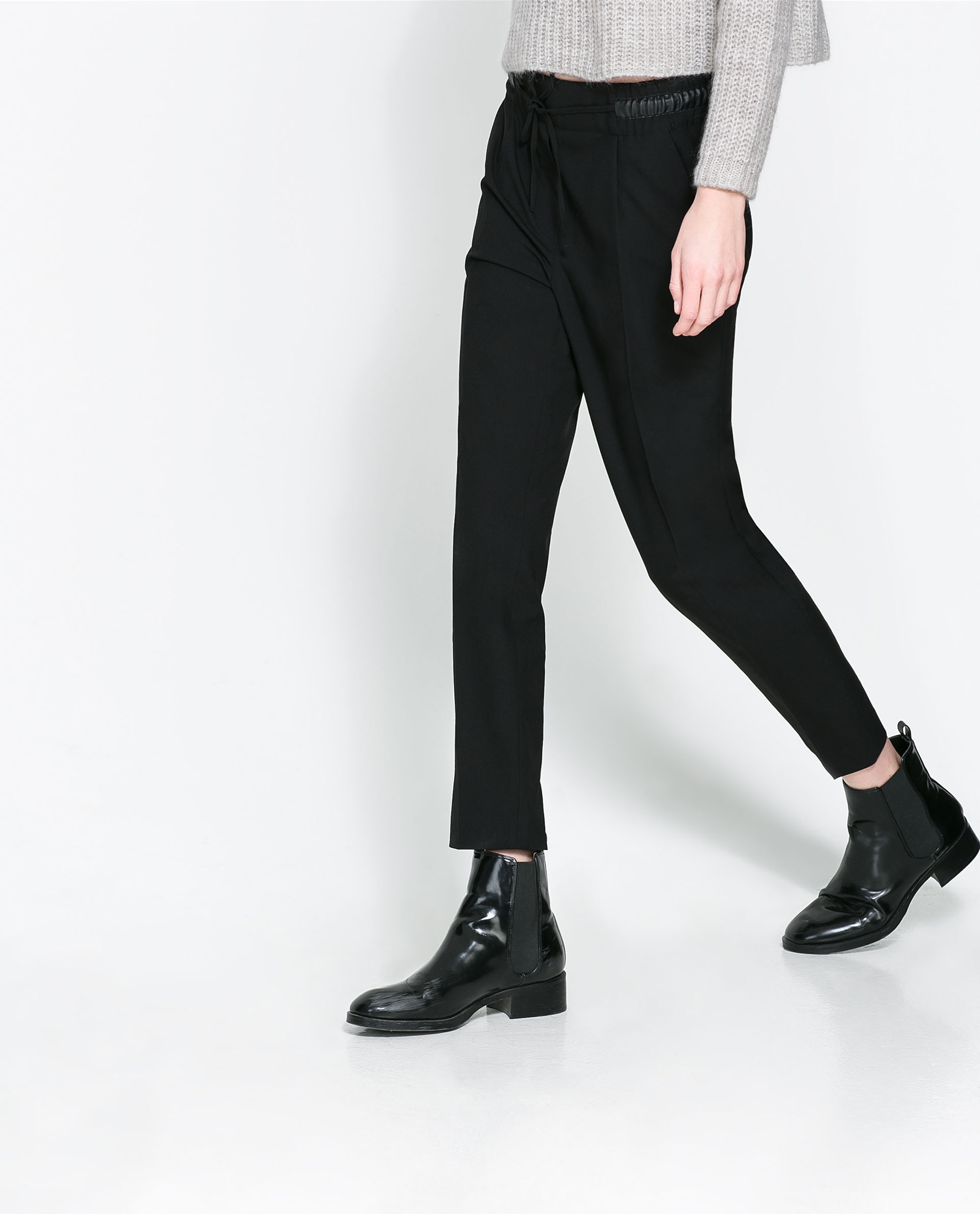 Wonderful Women39s Faux Leather Pants Women39s Black Leather Pants