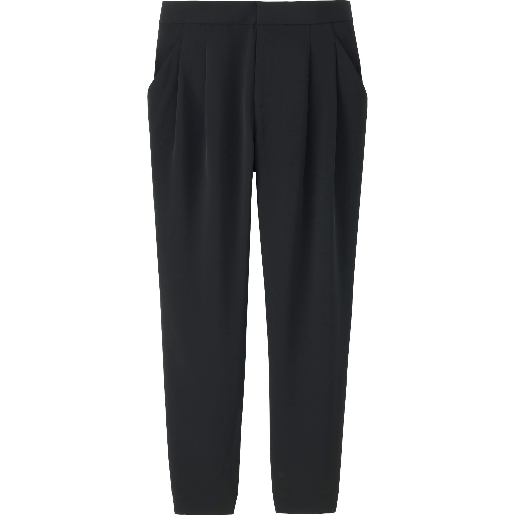 Simple Uniqlo Blue Women Ponte Jogger Pants 40 From Uniqlo Buy Now Save For