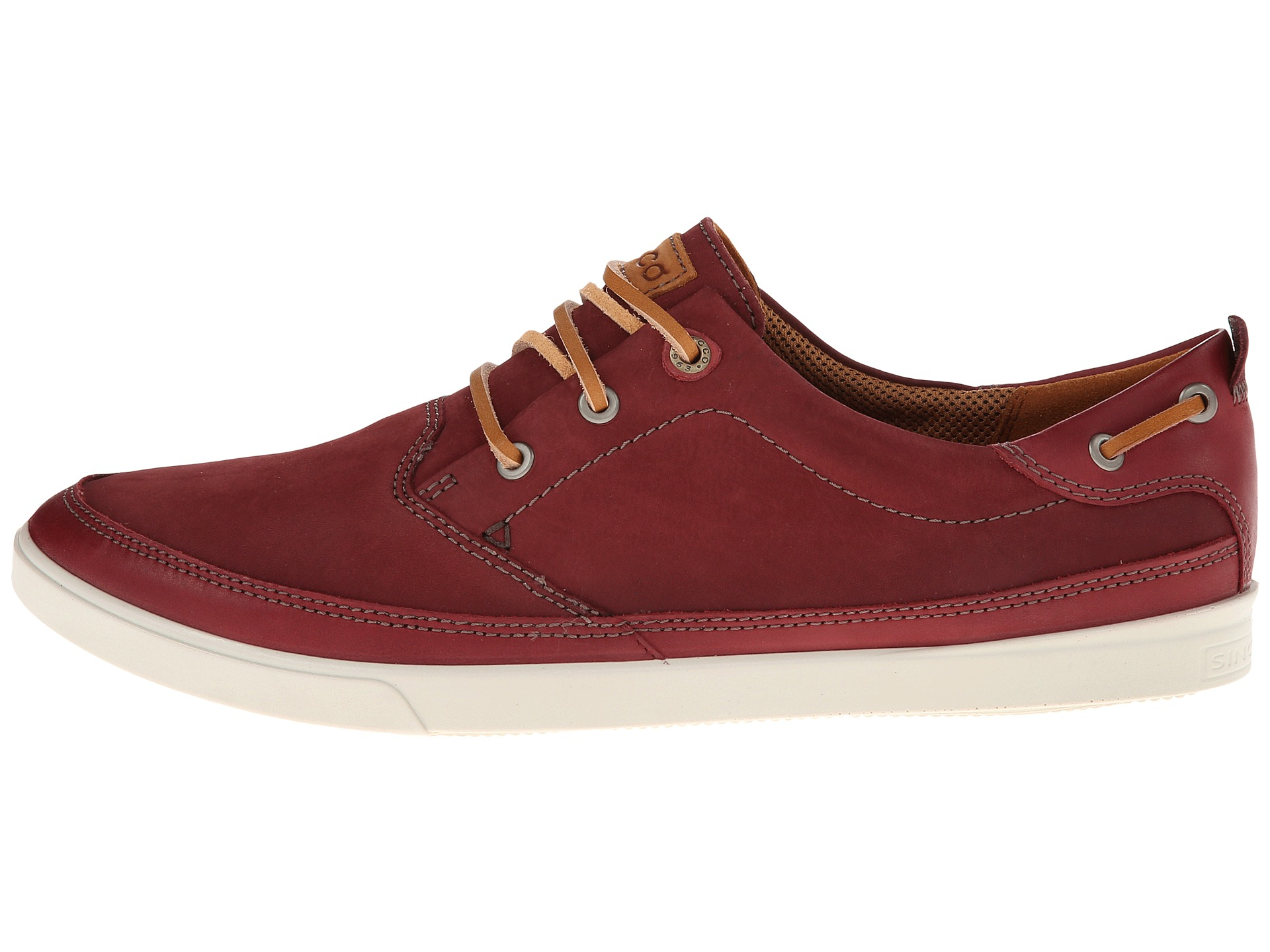 1636d0f0df Men's Red Collin Nautical Sneaker