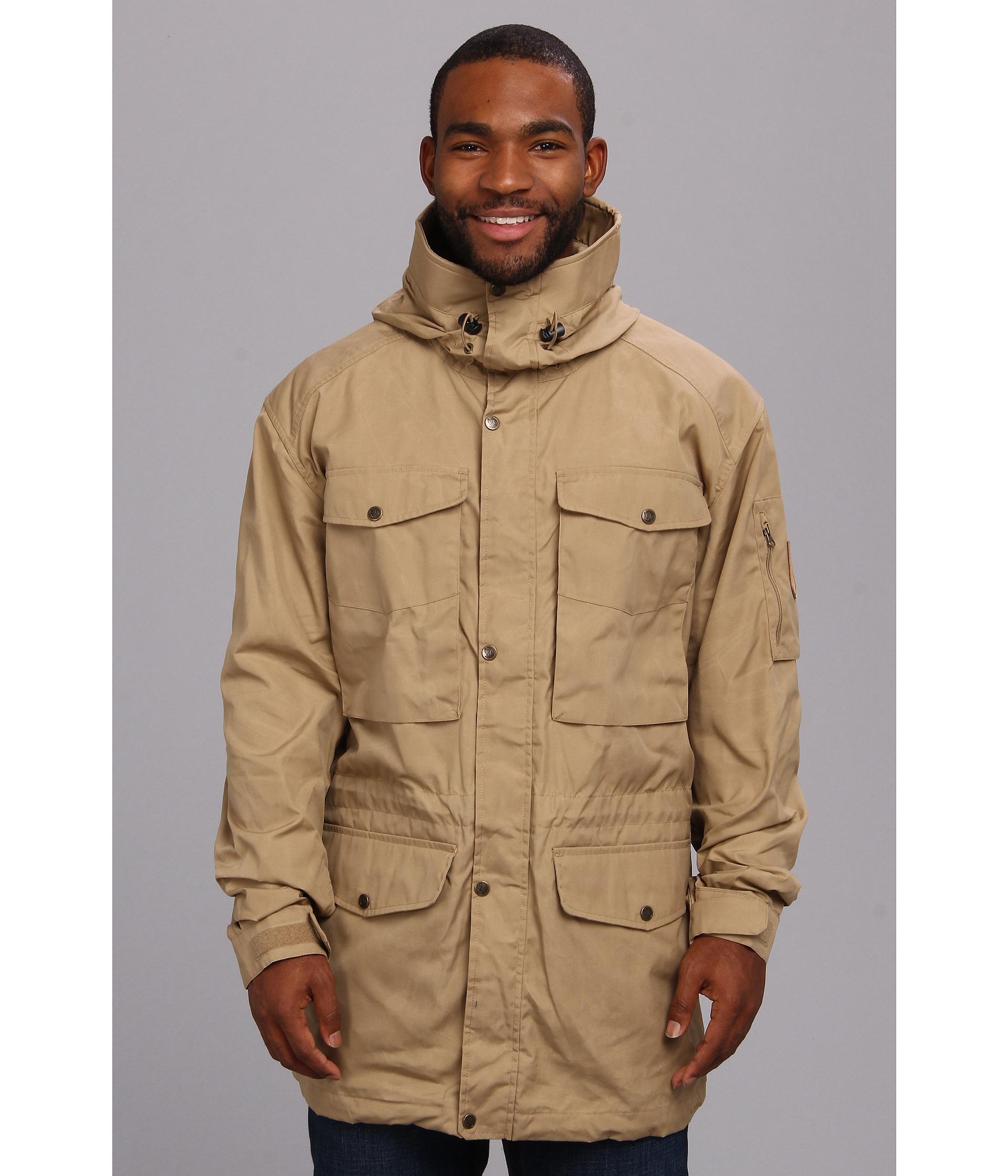 Lyst - Fjallraven Sarek Trekking Jacket in Natural for Men 0bd76e7e406bf