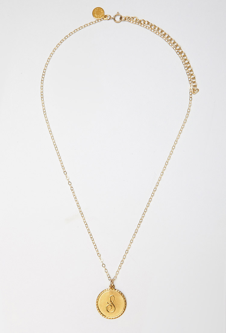 forever 21 moon and lola small dalton s necklace in
