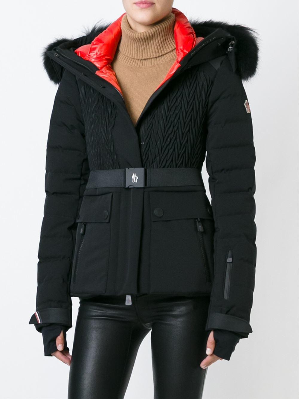 07c8b7130 wholesale moncler grenoble fur jacket 29d82 6de3a