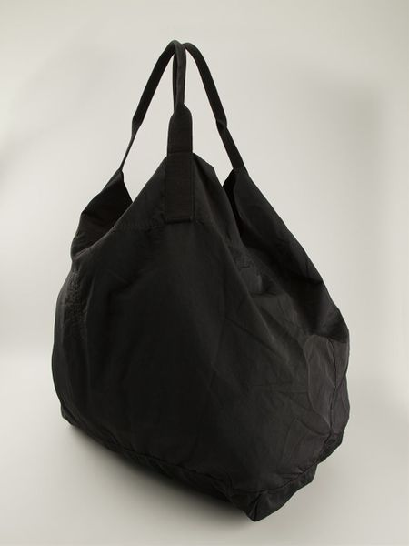 Drkshdw By Rick Owens Oversized Slouchy Tote Bag In Black