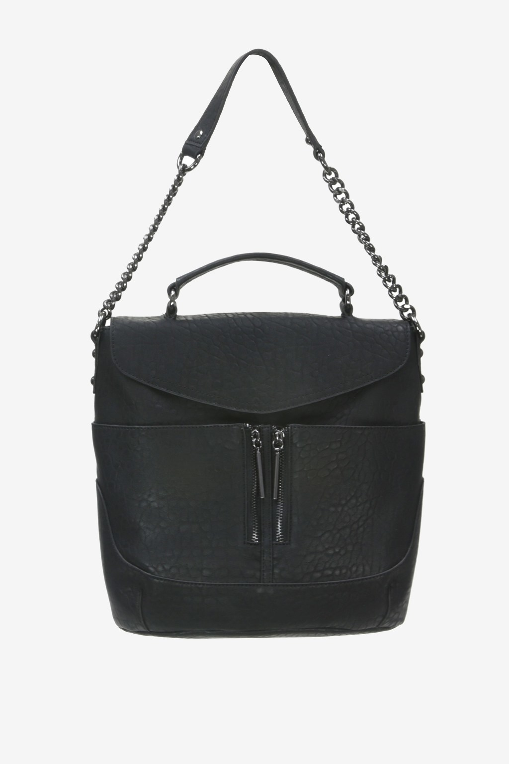 connection erin bag in black lyst