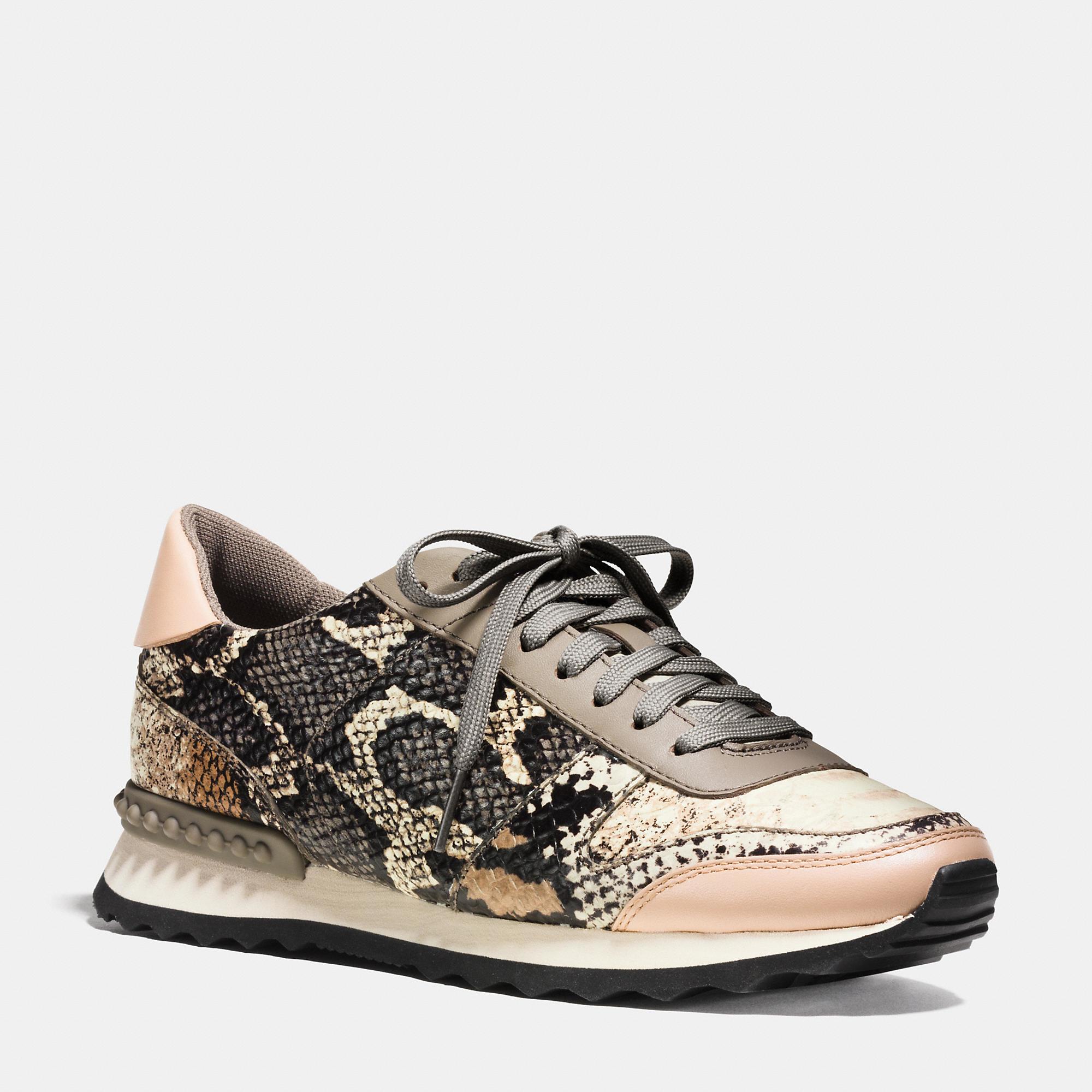 Coach Low Top Men Shoes