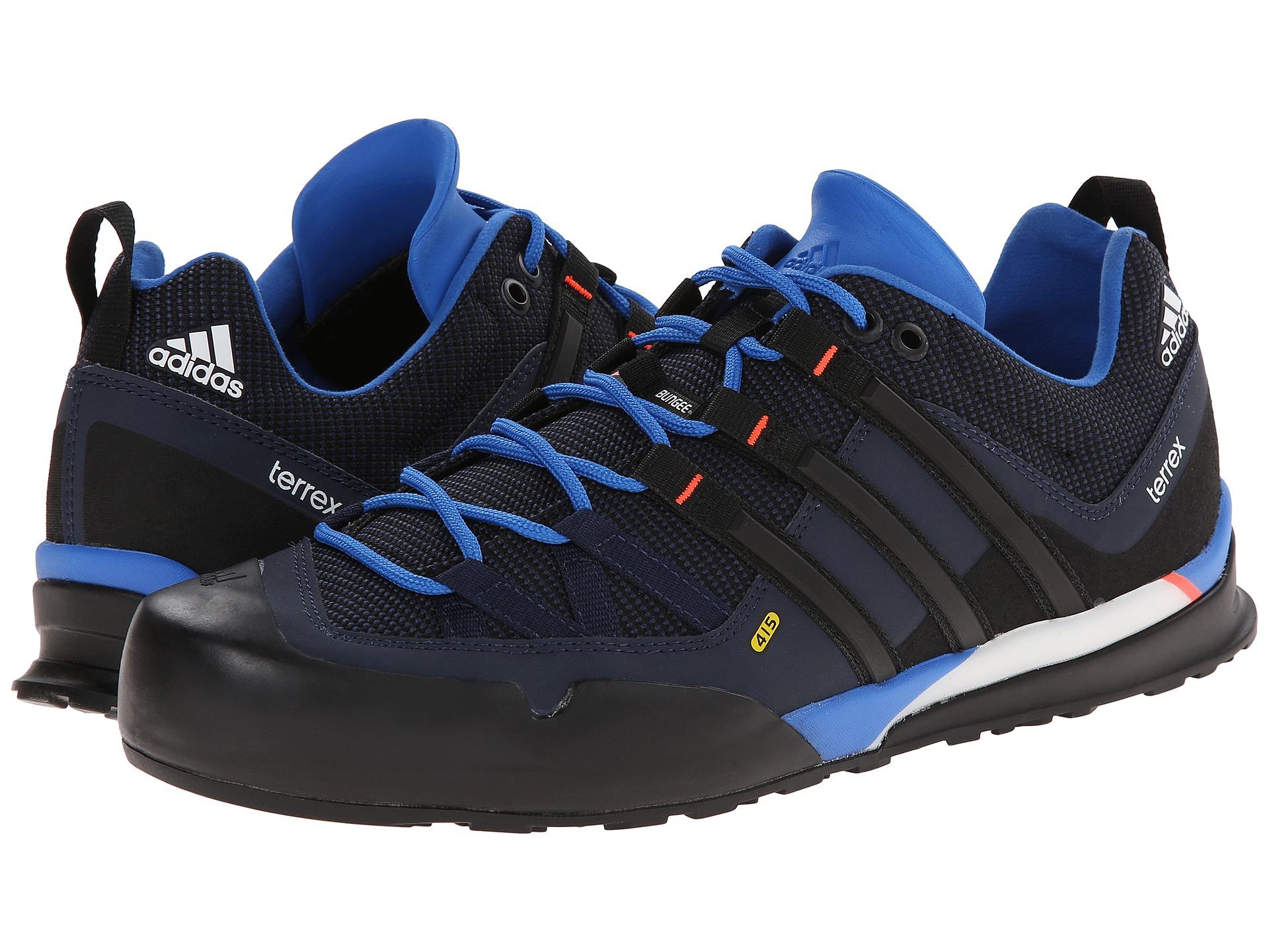 b1e54f0dc9b Lyst - adidas Terrex Solo in Blue for Men