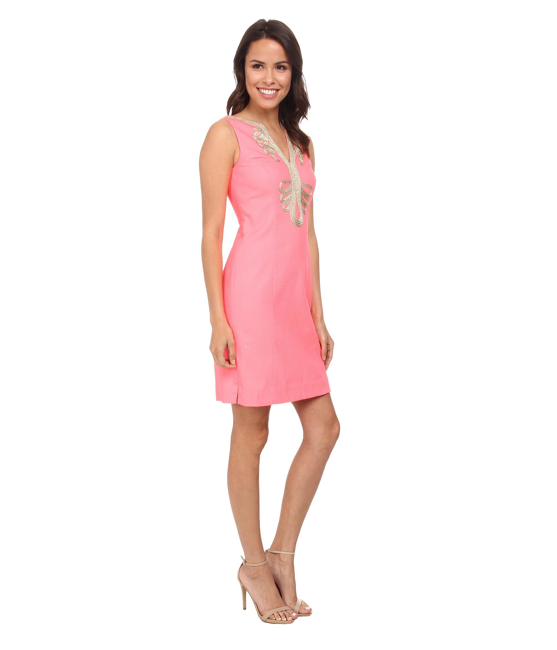 602872bfe8dc9 Women's Pink Janice Shift Dress