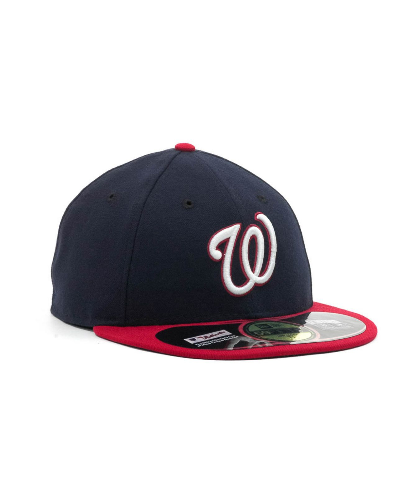 ... discount code for ktz washington nationals low crown ac performance  59fifty cap in 826f4 fe40a 9e193ab6ead