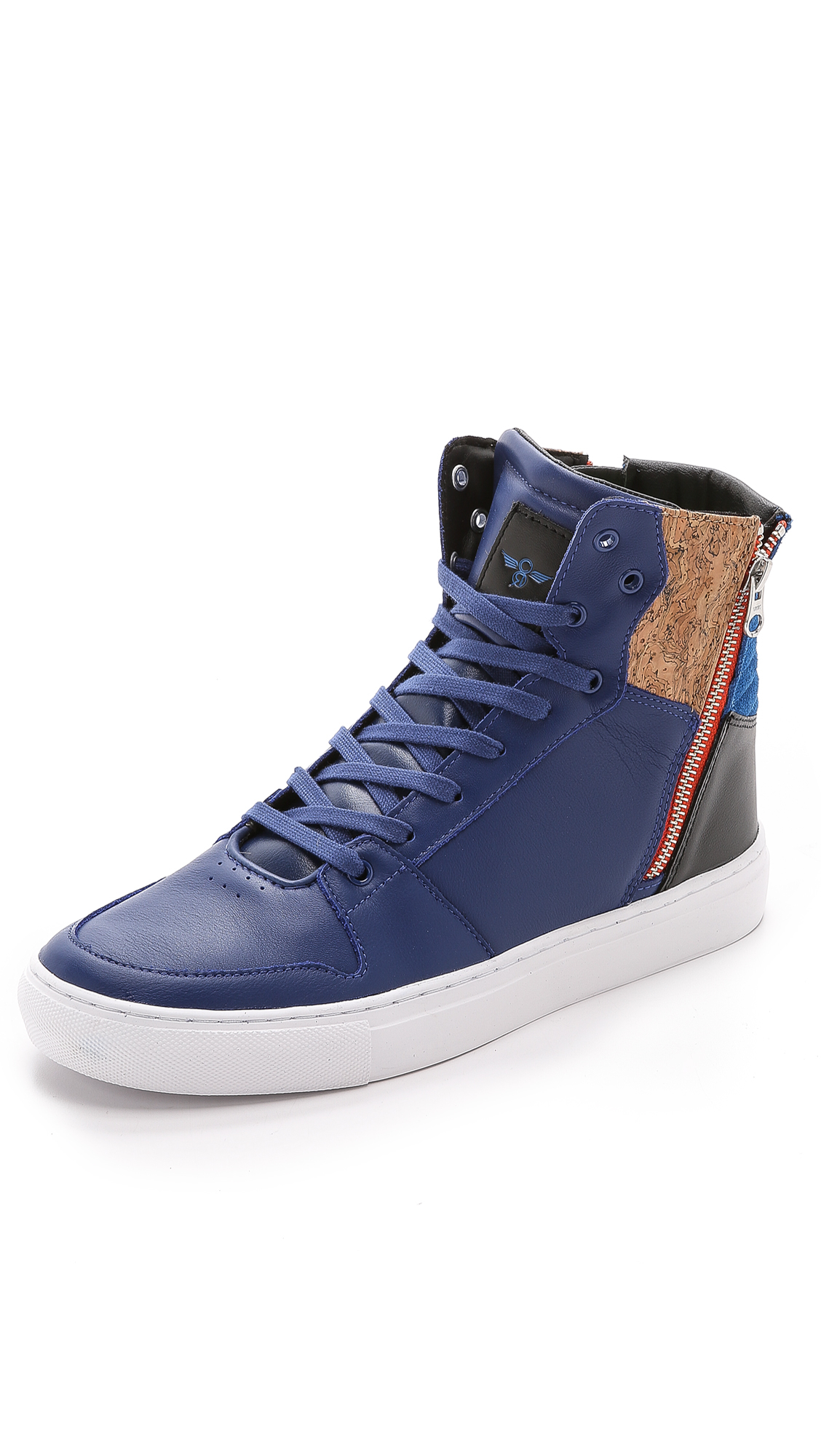 Creative Recreation Adonis Sneakers in Blue for Men (Blue ...