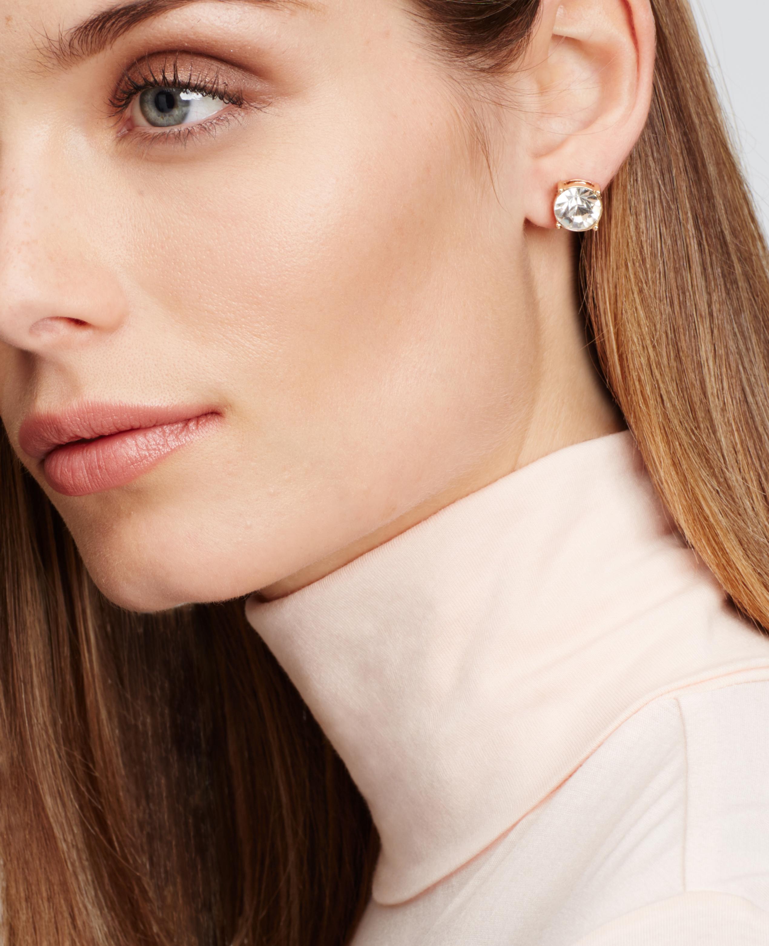 ANN TAYLOR Pave Stud Earrings gbvaeW