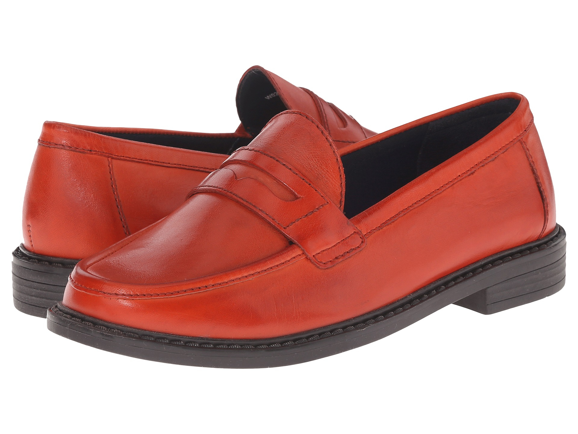 49fe354e8ac Lyst - Cole Haan Pinch Campus in Red
