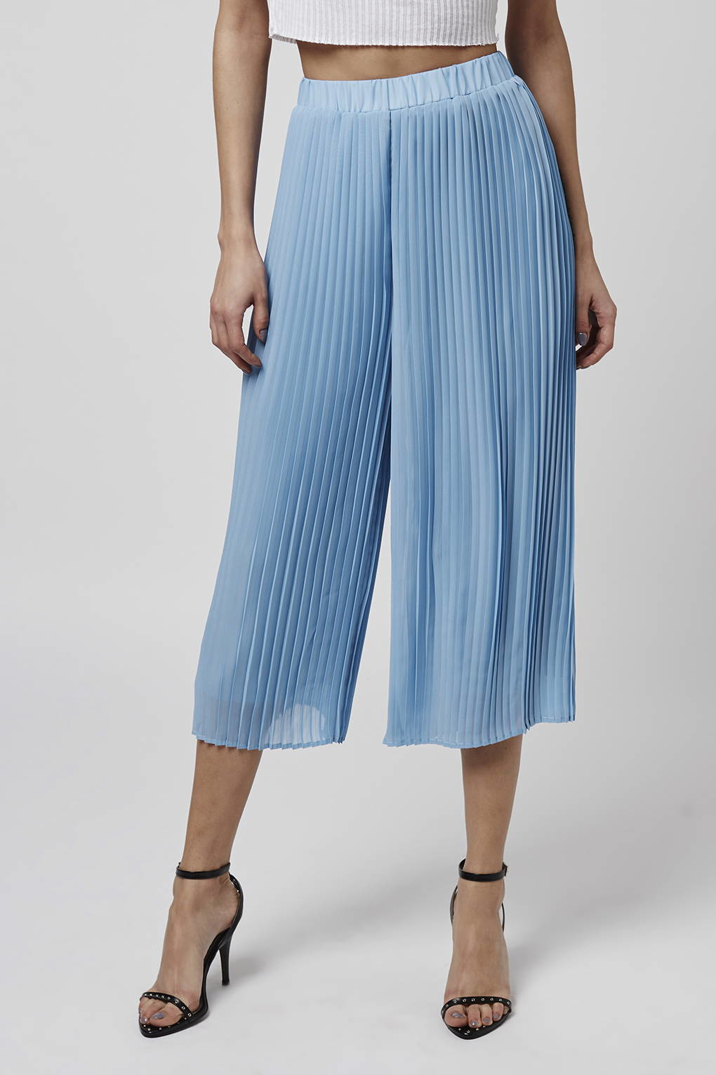 Pleated Trousers River Island