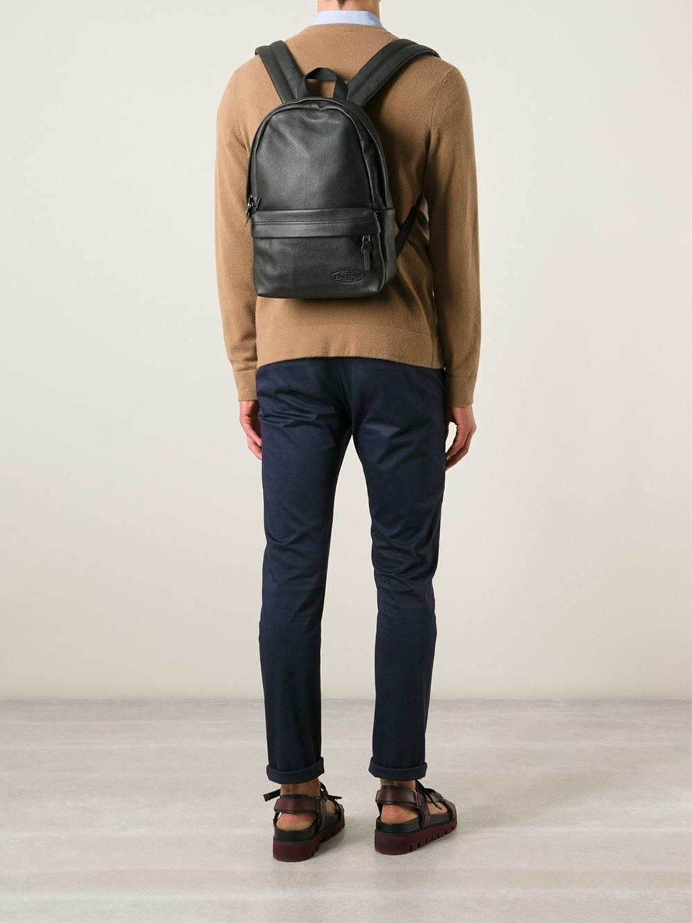 Eastpak 'Frick' Backpack in Black for Men | Lyst