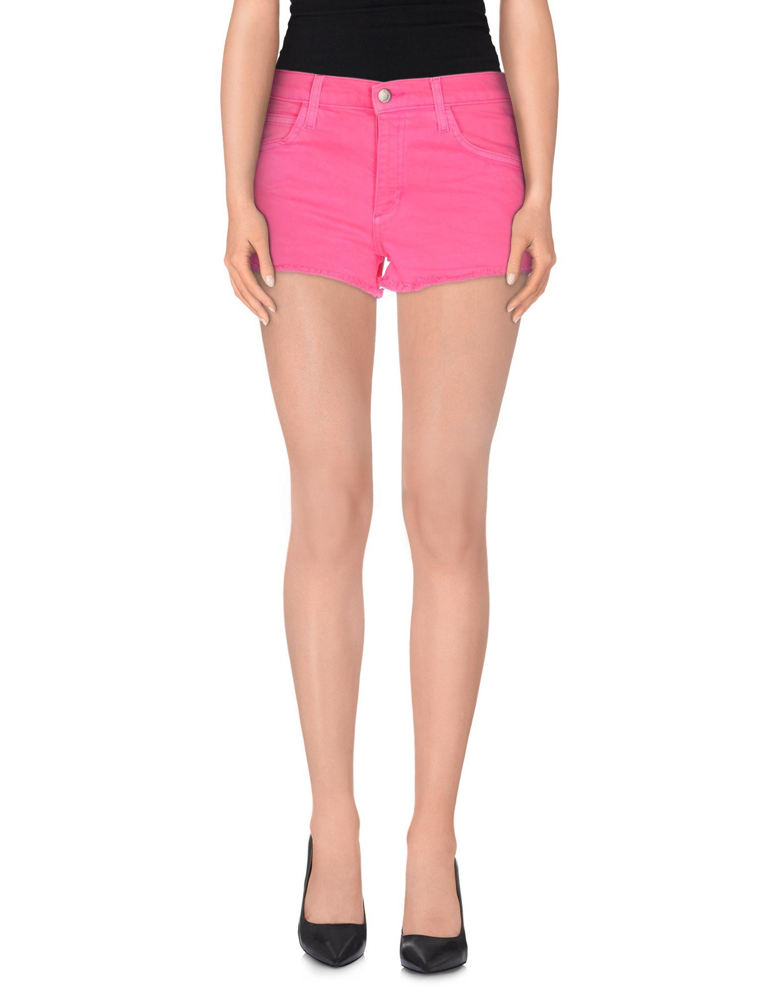Joeu0026#39;s Jeans Denim Shorts In Purple | Lyst