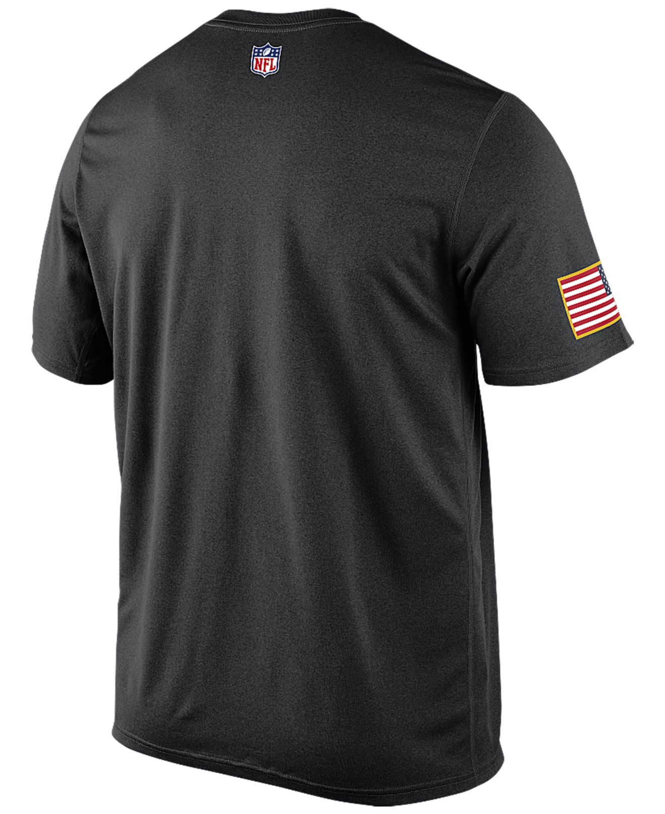 Nike Mens Short Sleeve New York Jets Salute To Service