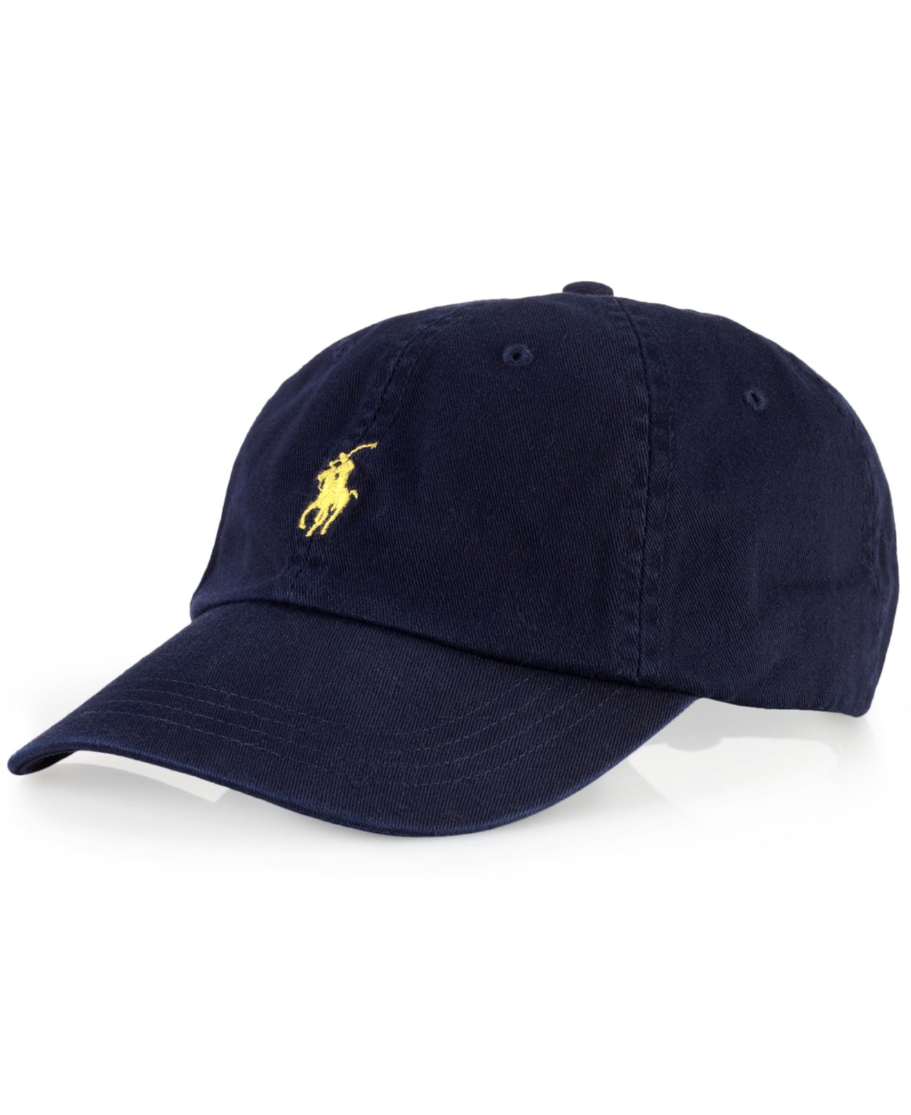 polo ralph lauren core classic sport cap in blue for men relay blue. Black Bedroom Furniture Sets. Home Design Ideas