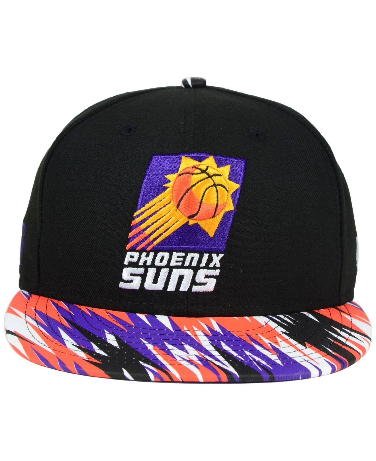 buy online 7c061 bcf65 ... good lyst ktz phoenix suns zag 9fifty snapback cap for men d7b22 d1b28