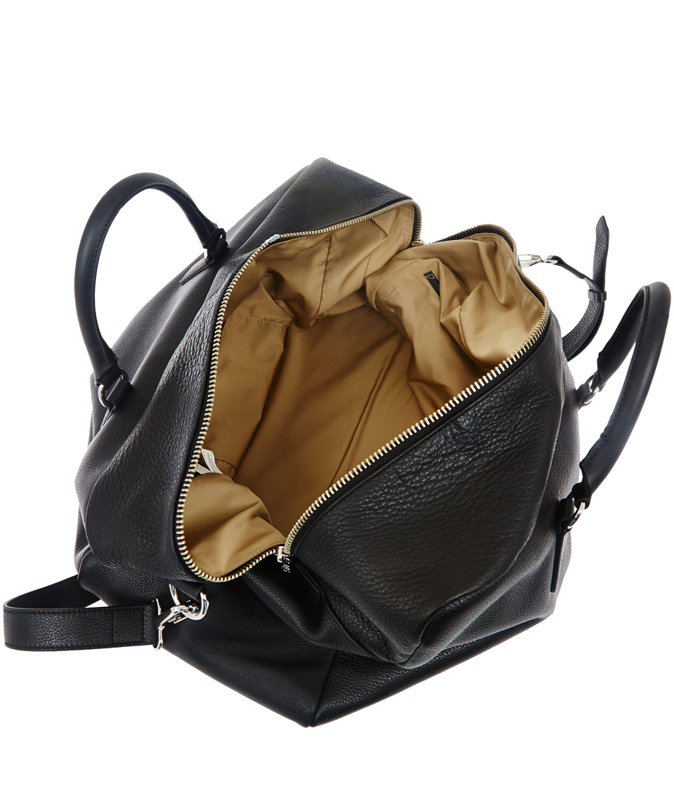 leather weekend bags for men - photo #13