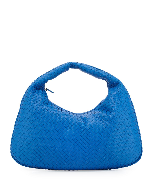 12916a17f9 Bottega veneta Veneta Large Sac Hobo Bag in Blue
