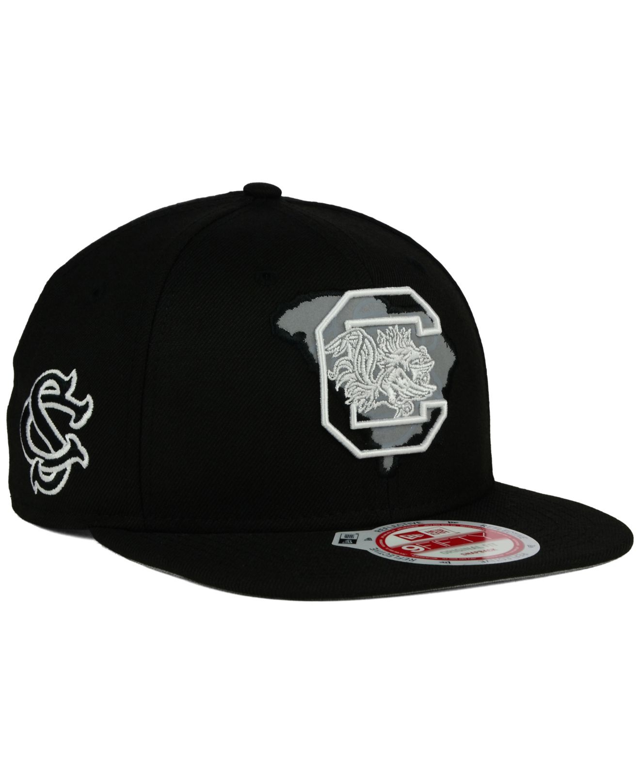 pretty nice 38c68 84f92 ... promo code for lyst ktz south carolina gamecocks state flective 9fifty  snapback fdd65 75da4