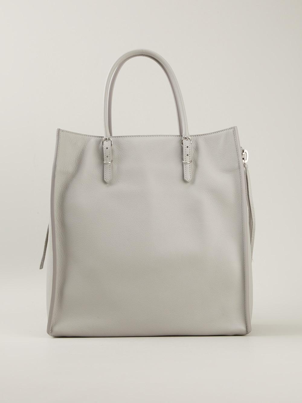 Balenciaga Papier A5 Tote in Grey (Grey)