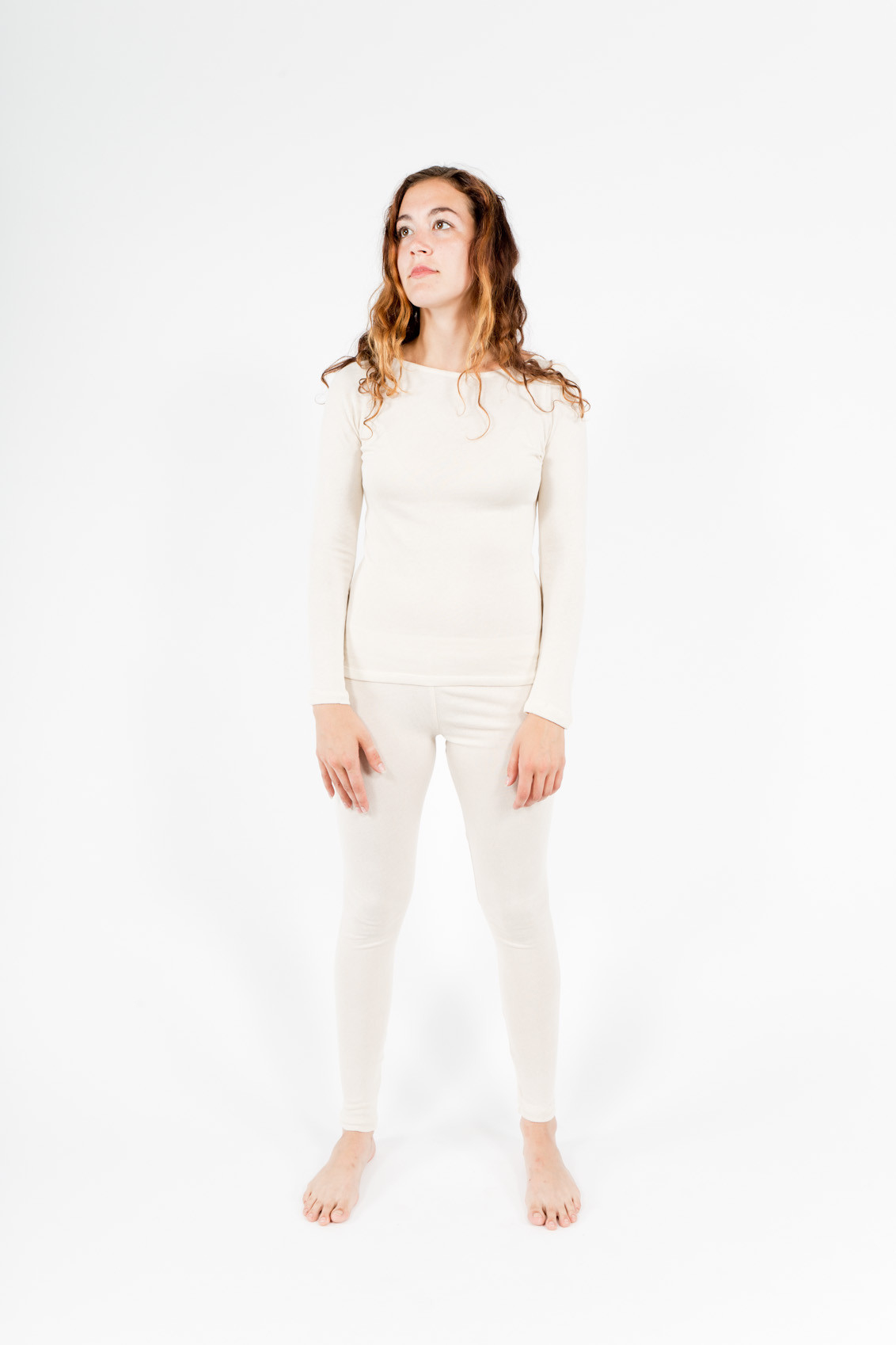 Objects without meaning core leggings in natural lyst