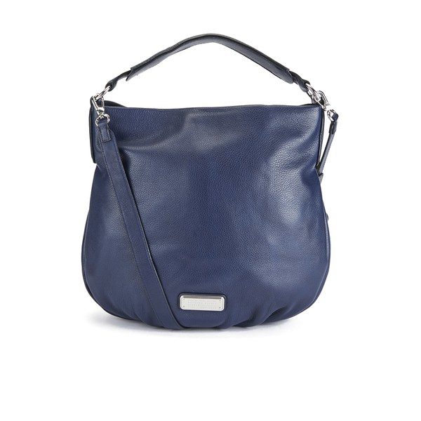 Marc By Marc Jacobs Women s New Q Hillier Hobo Bag in Blue - Lyst 1a6cdd38dc