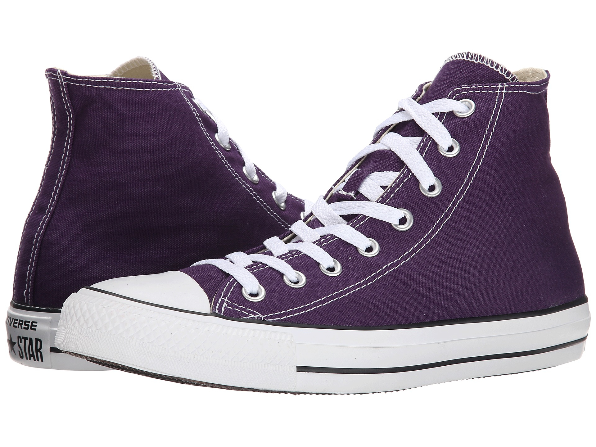 be9b08ede02c94 ... inexpensive lyst converse chuck taylor all star seasonal hi in purple  for men e4712 aac7a