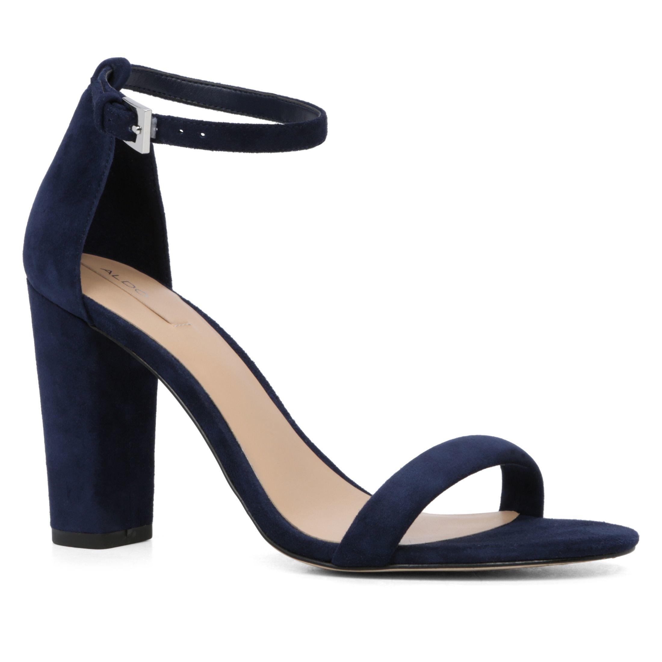 Heel Sandal Ankle Strap