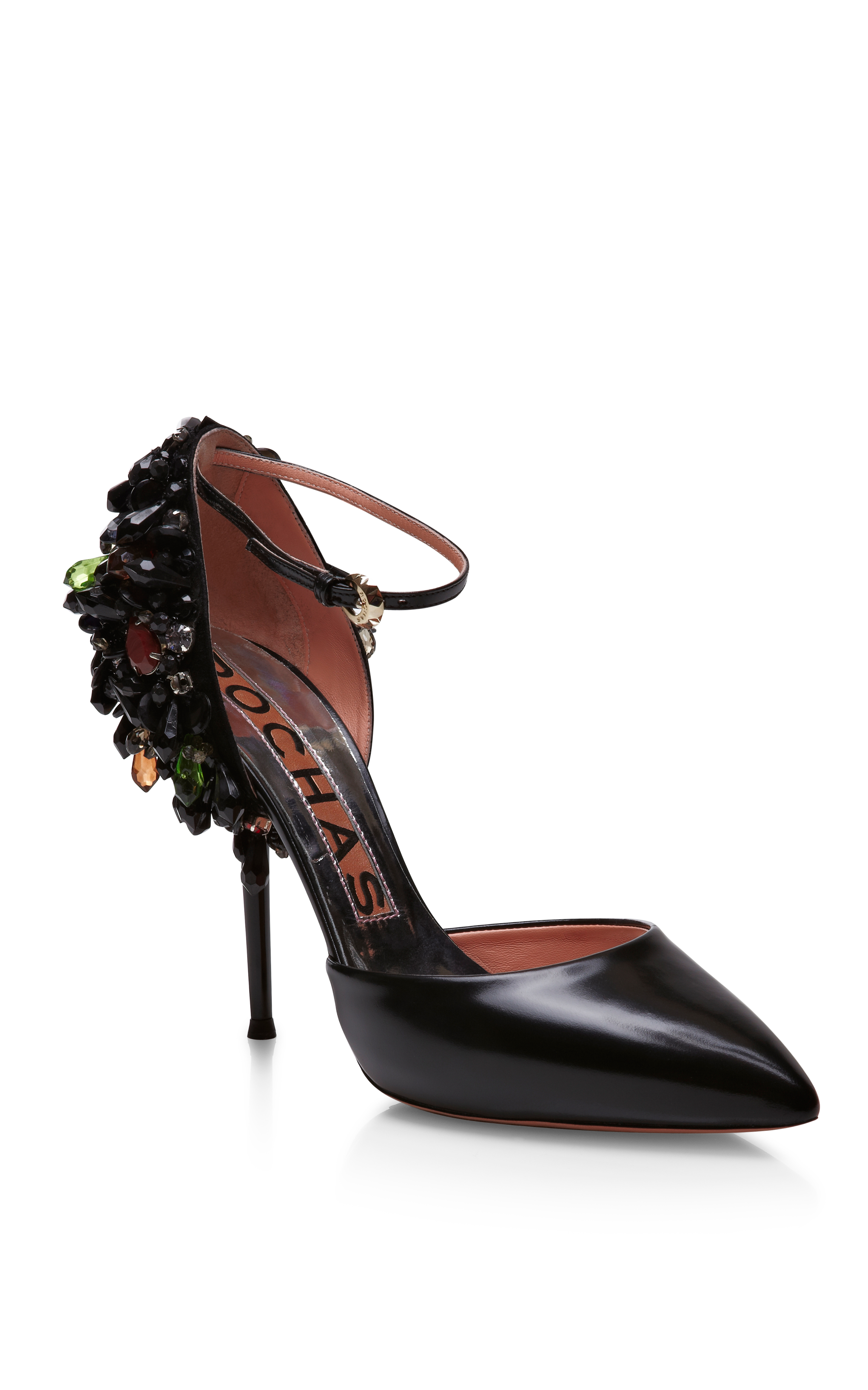 view online discount 100% original Rochas embellished heel pumps outlet 2015 new clearance official site cheap sale 2014 unisex rGeSW8bd