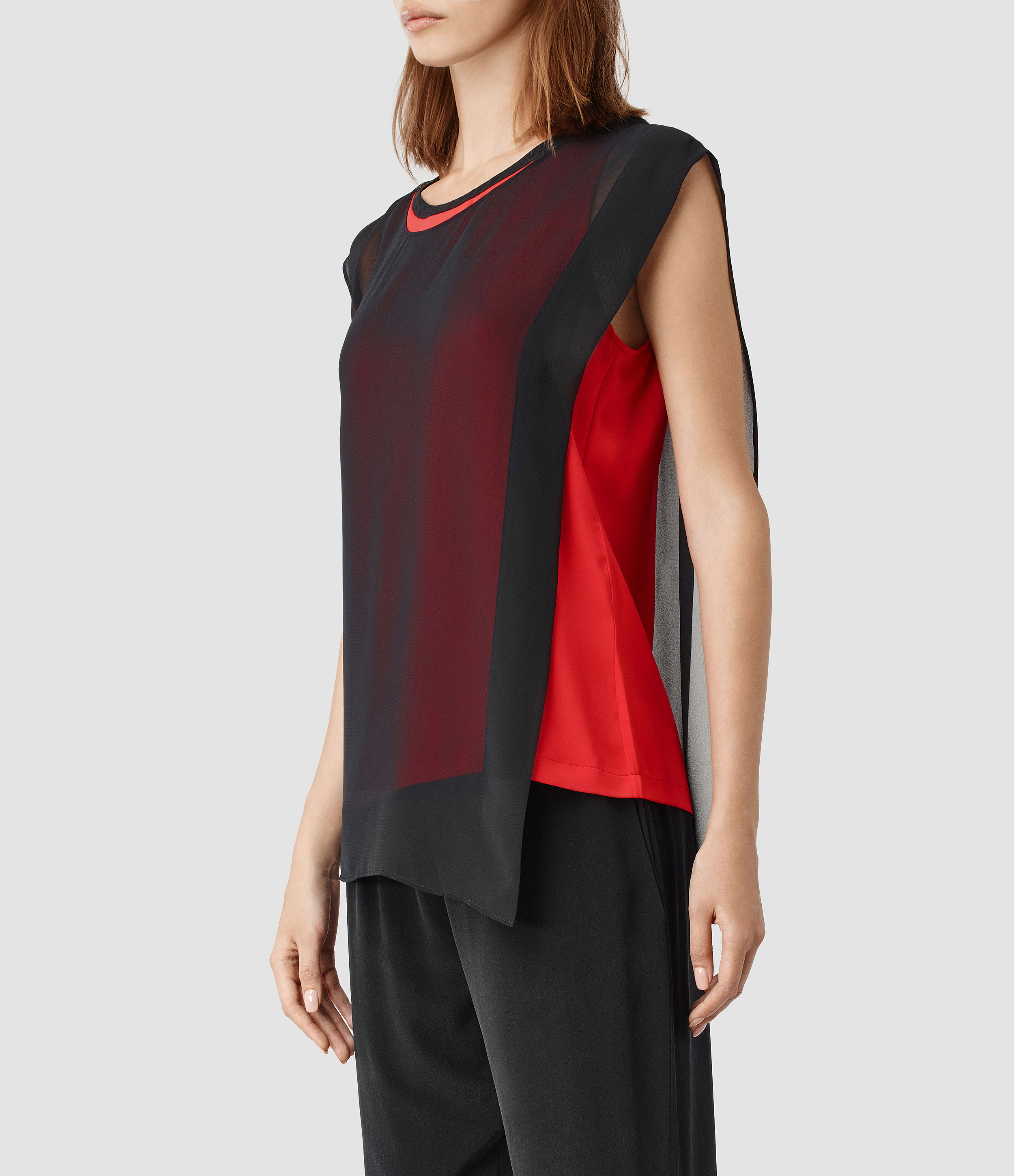 Sleeveless Top - Annie by VIDA VIDA Sale Many Kinds Of Cheap Sale Best Seller Cheapest Online Clearance From China Under 70 Dollars 4A9uga9E