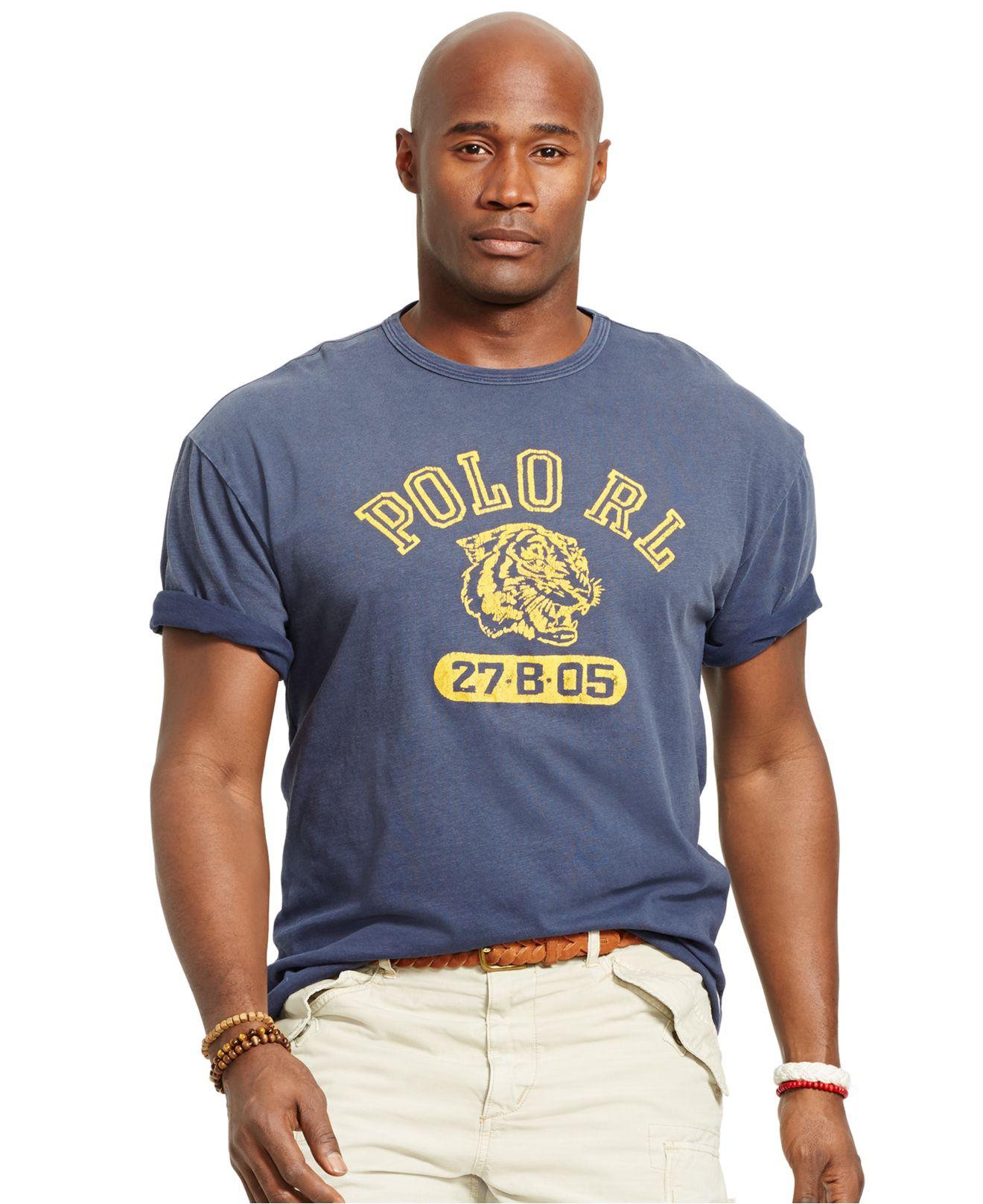 Ralph Lauren Polo Tee Shirts Mens