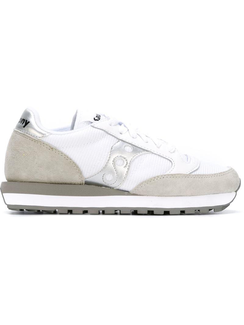 dee728db837f Lyst - Saucony  jazz Original  Sneakers in White