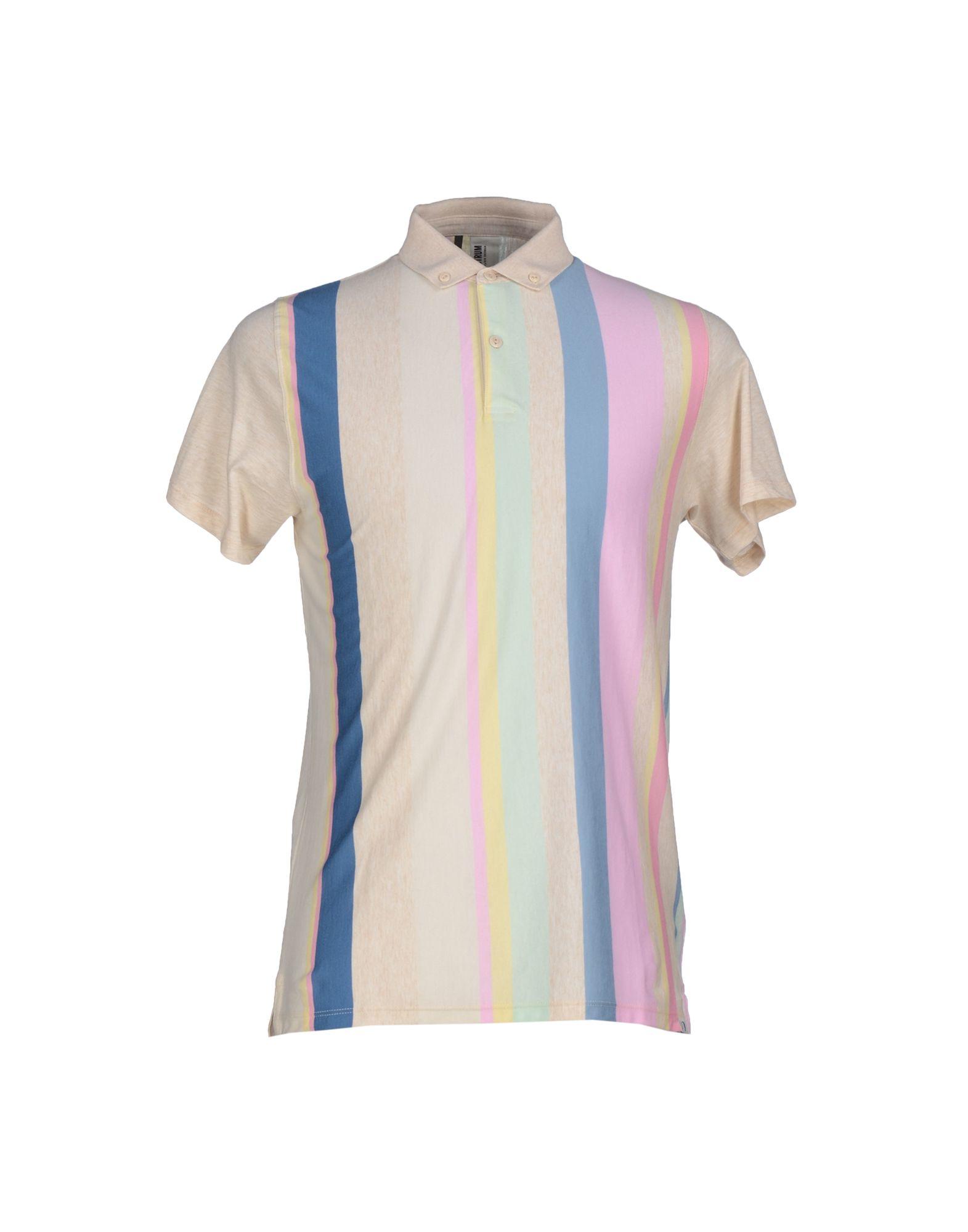 ben sherman polo shirt in natural for men lyst. Black Bedroom Furniture Sets. Home Design Ideas