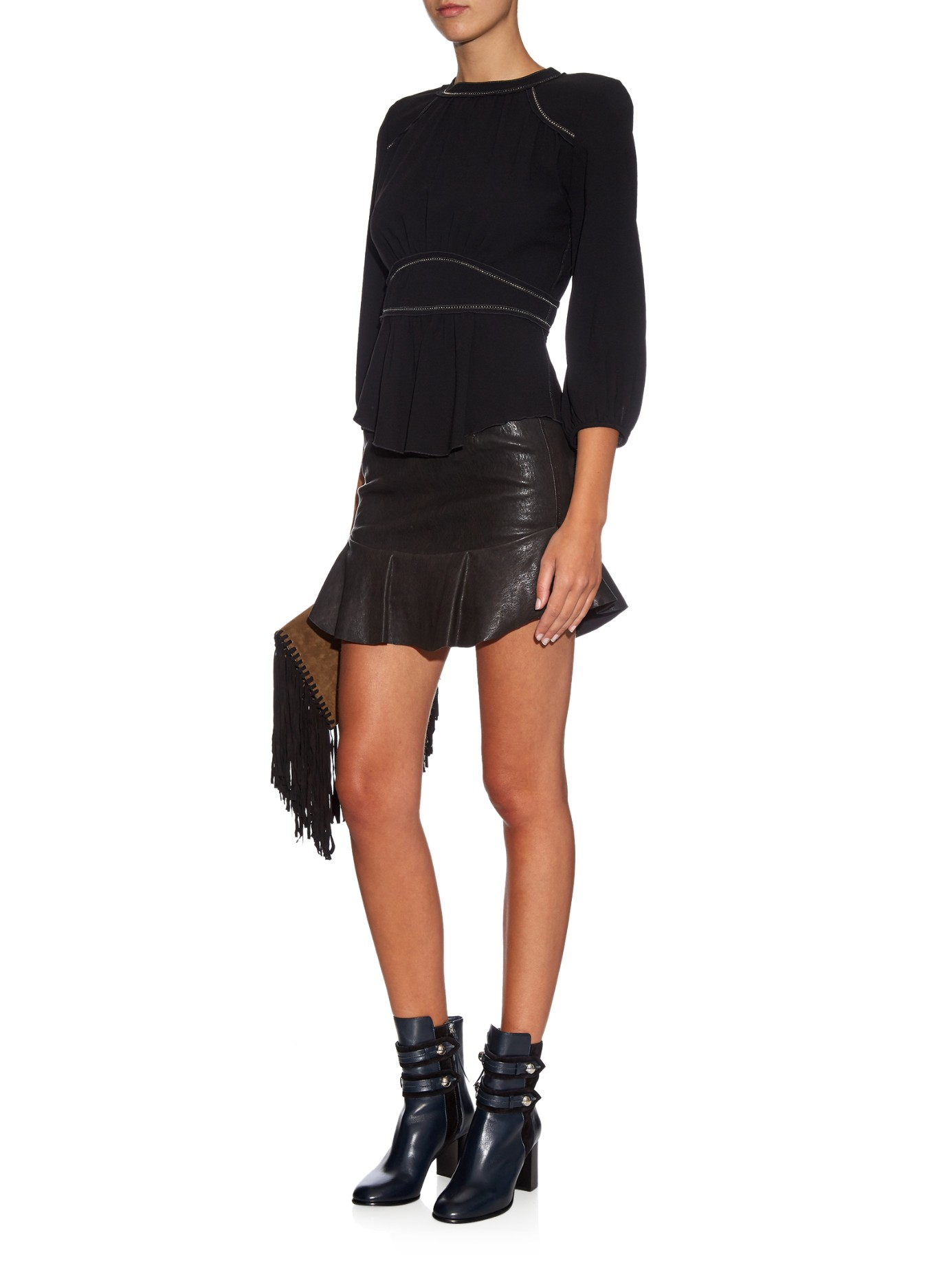 0f1fd8e7b Gallery. Previously sold at: MATCHESFASHION.COM · Women's Leather Mini  Skirts