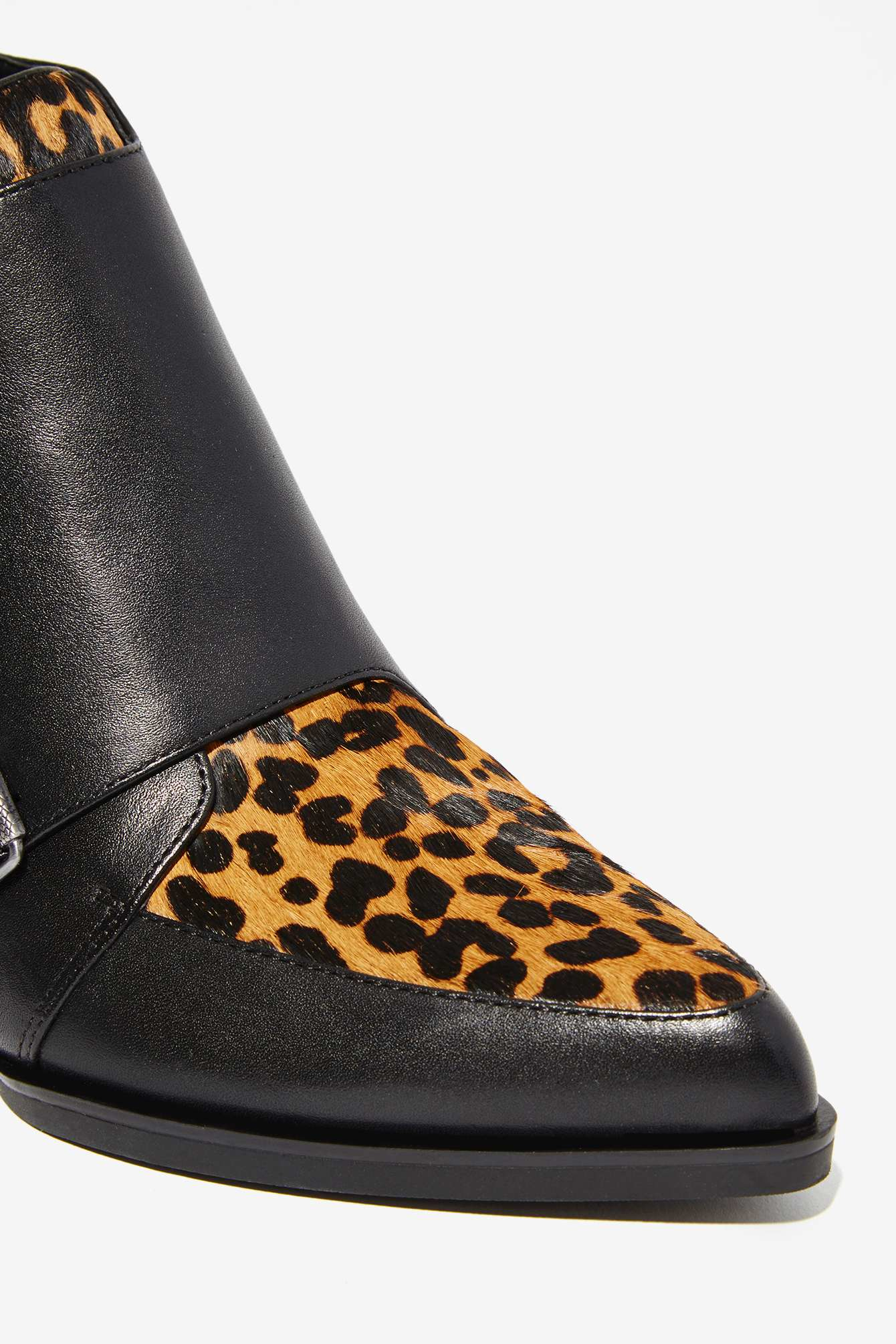 circus by sam edelman leopard booties