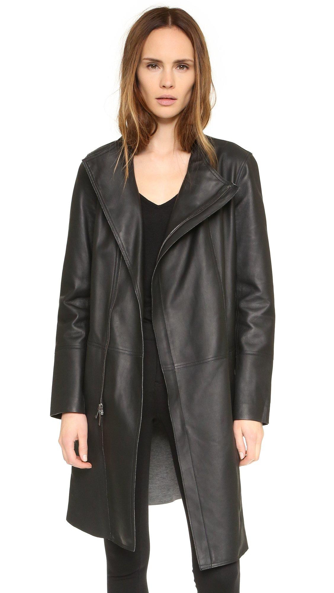 Dkny leather jackets