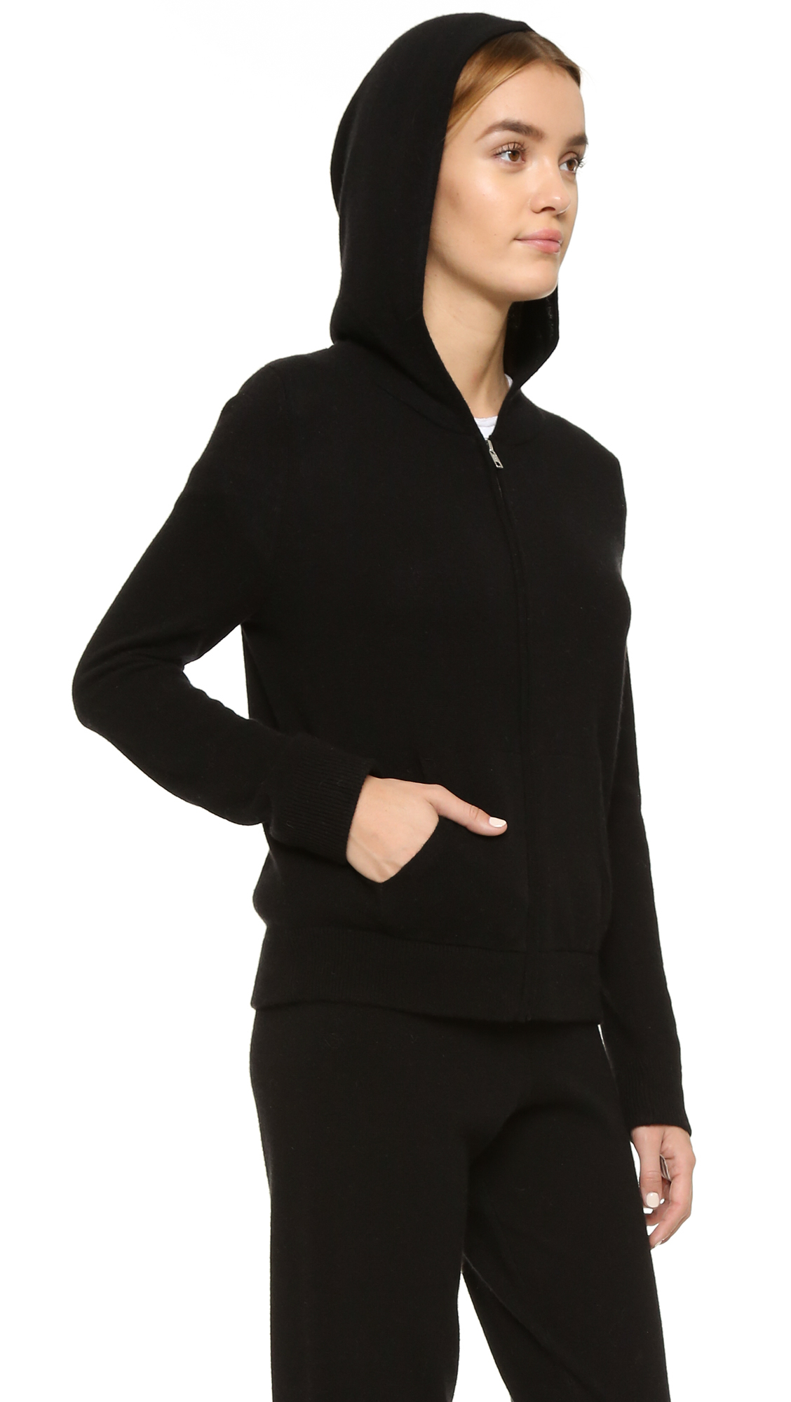 f08c7f3c Gallery. Previously sold at: Shopbop · Women's Cashmere Hoodie