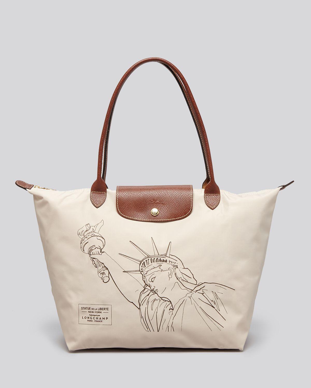 Longchamp Statue Of Liberty Le Pliage
