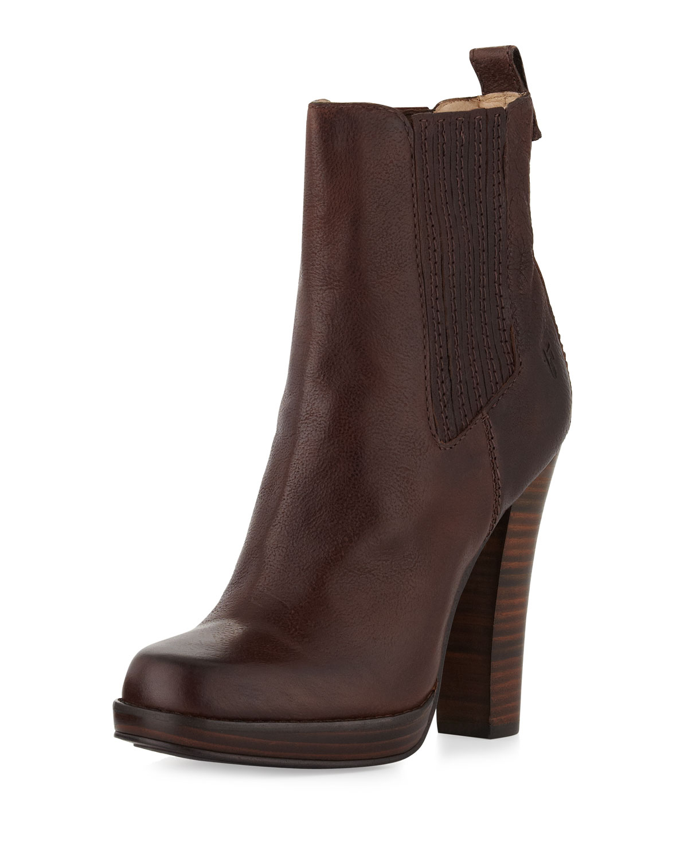Fantastic Frye 39Erin39 Leather Chelsea Boot Women  Nordstrom