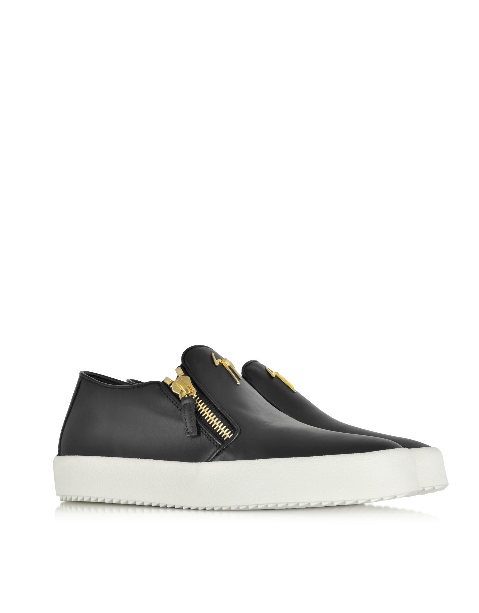 Black Singleg Slip-On Sneakers Giuseppe Zanotti 6FdBhbUkt