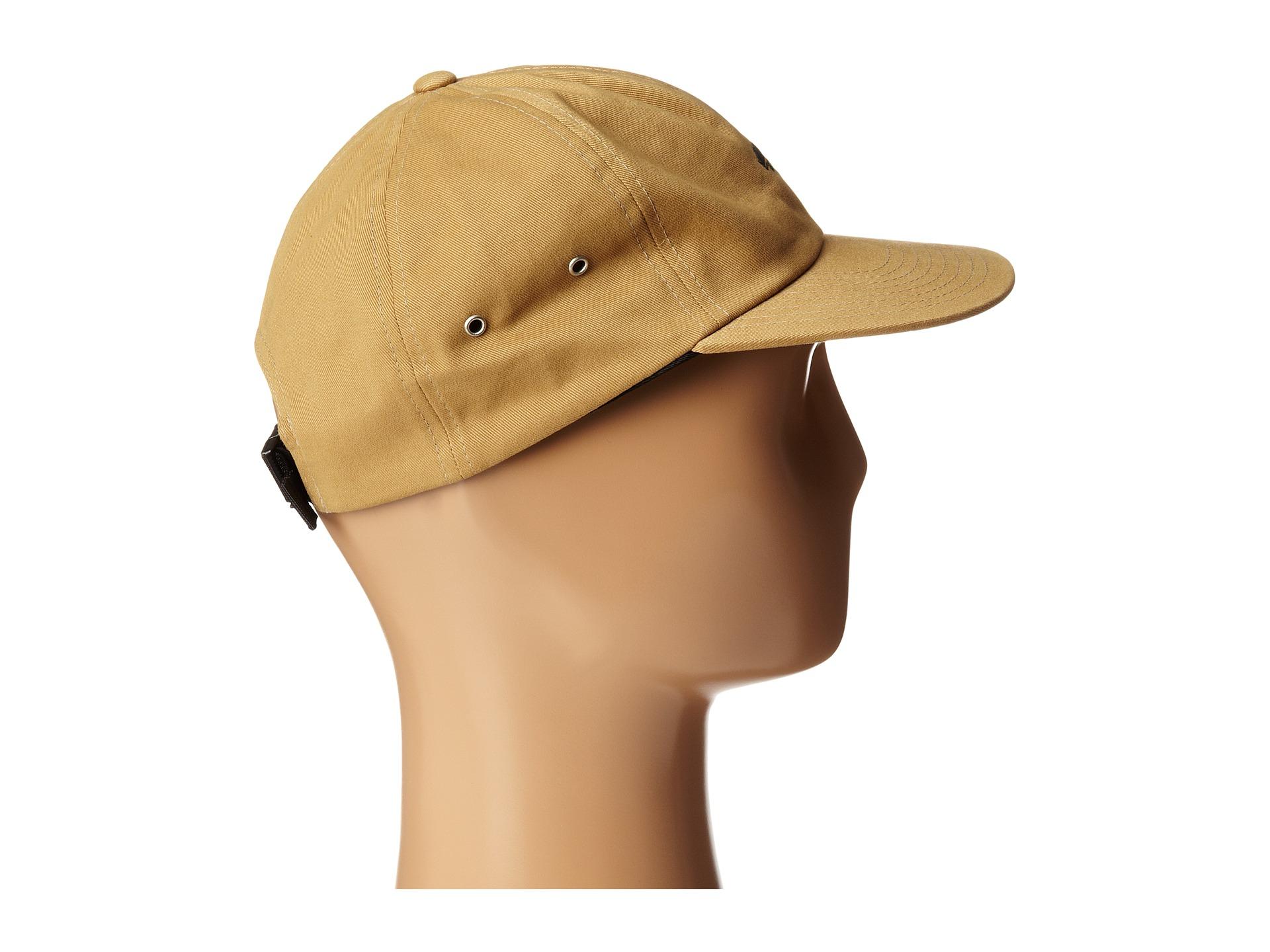 348f96ed Vans Natural Salton Ii Adjustable Hat for men