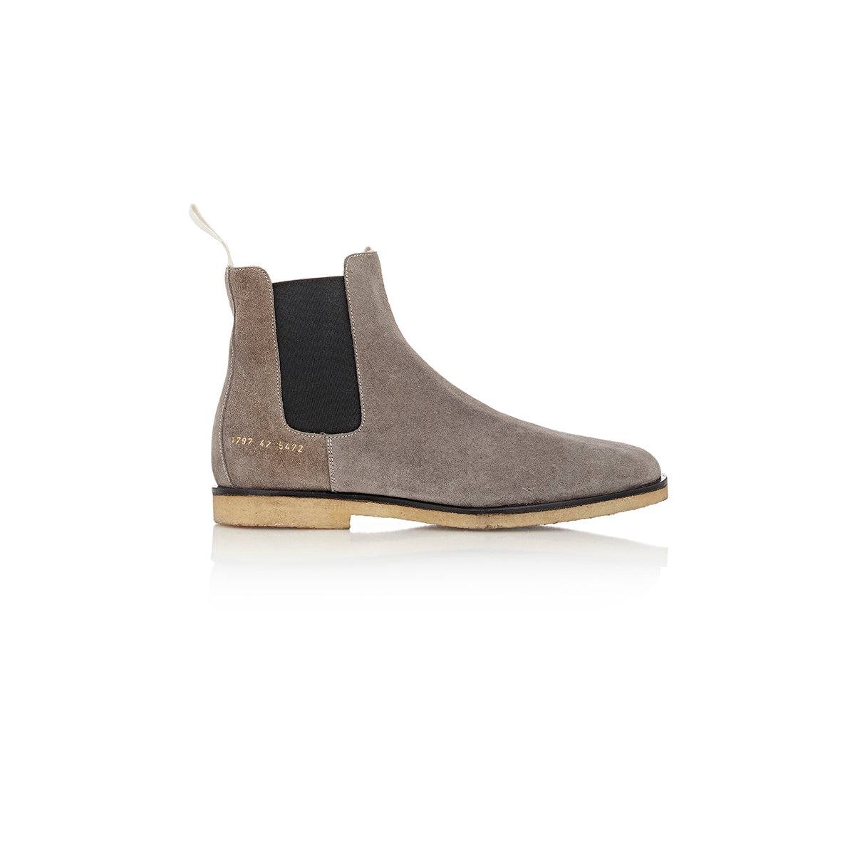Wonderful Nancy Chelsea Boots Grey Suede  Women Kendall  Kylie Ankle Boots