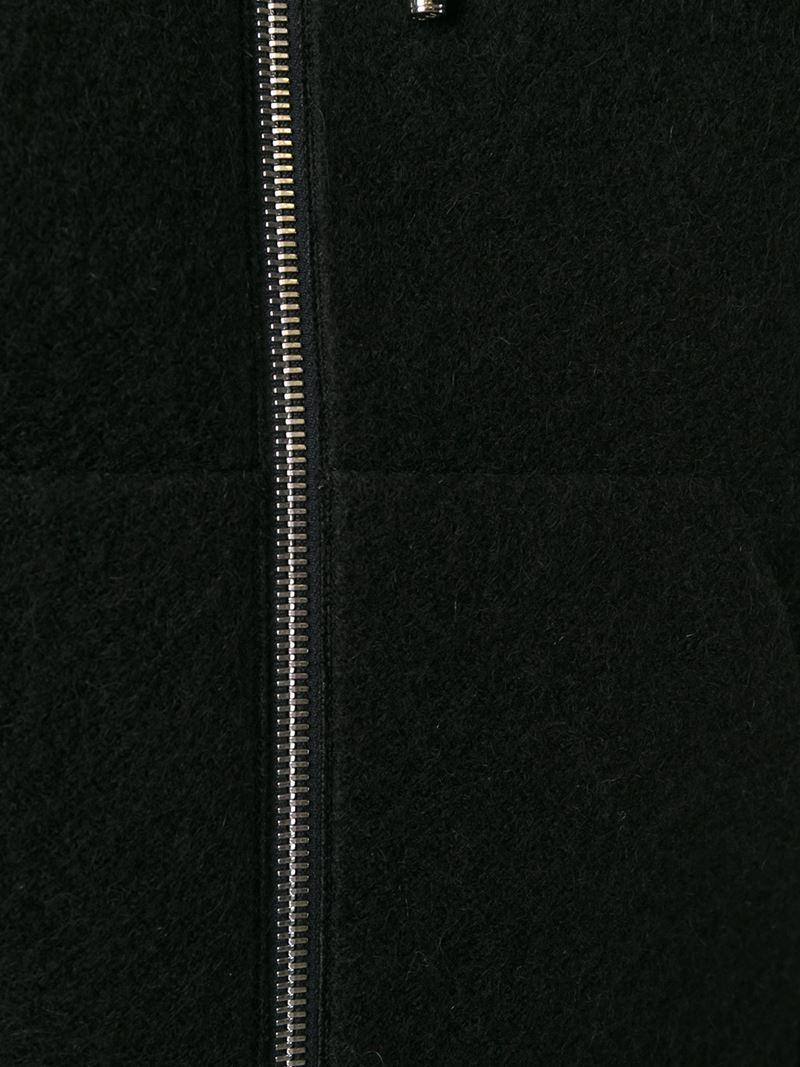 DSquared² Hooded Jacket in Black for Men