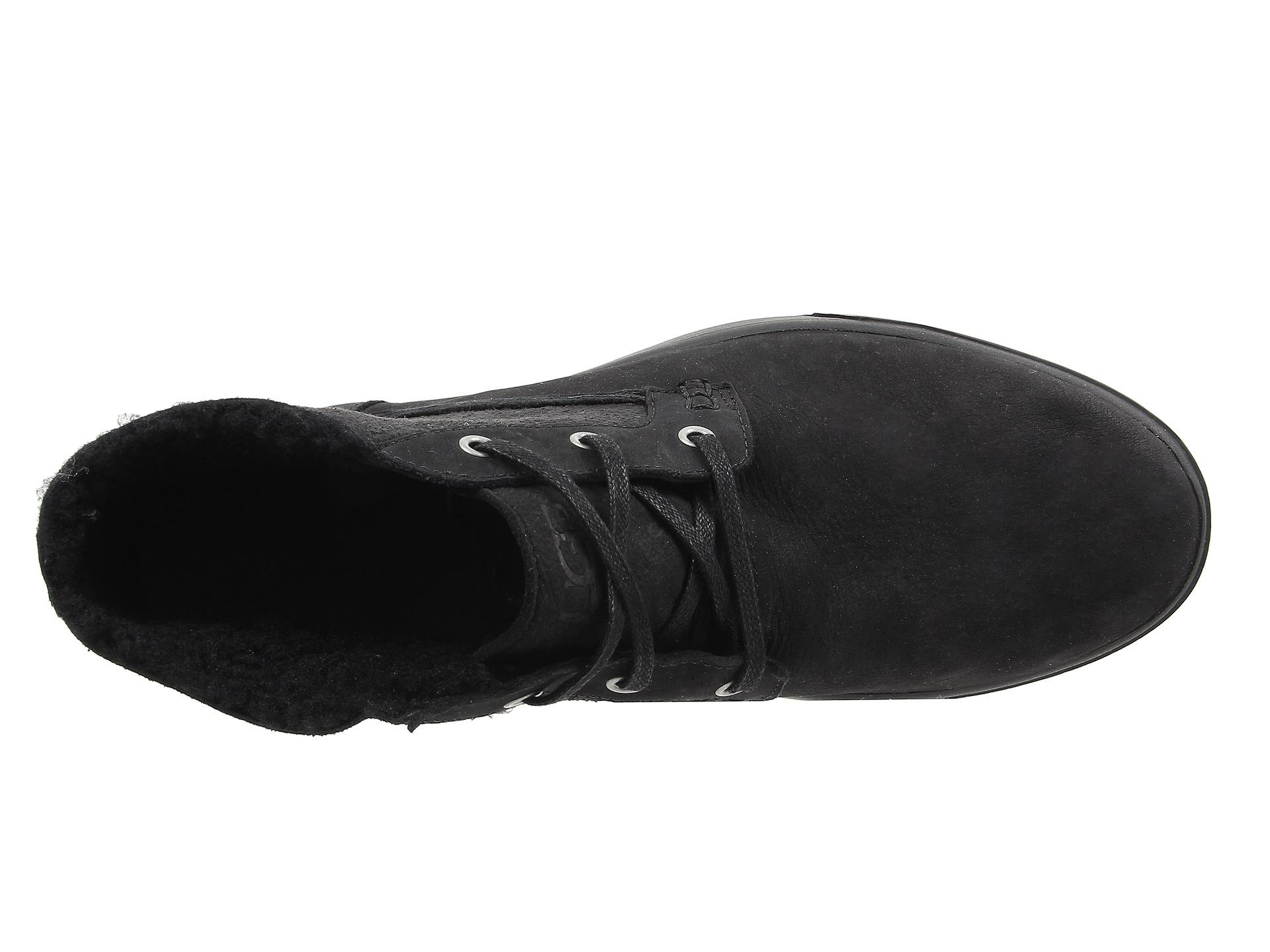 366d306929d Men's Black Kramer Washed Capra