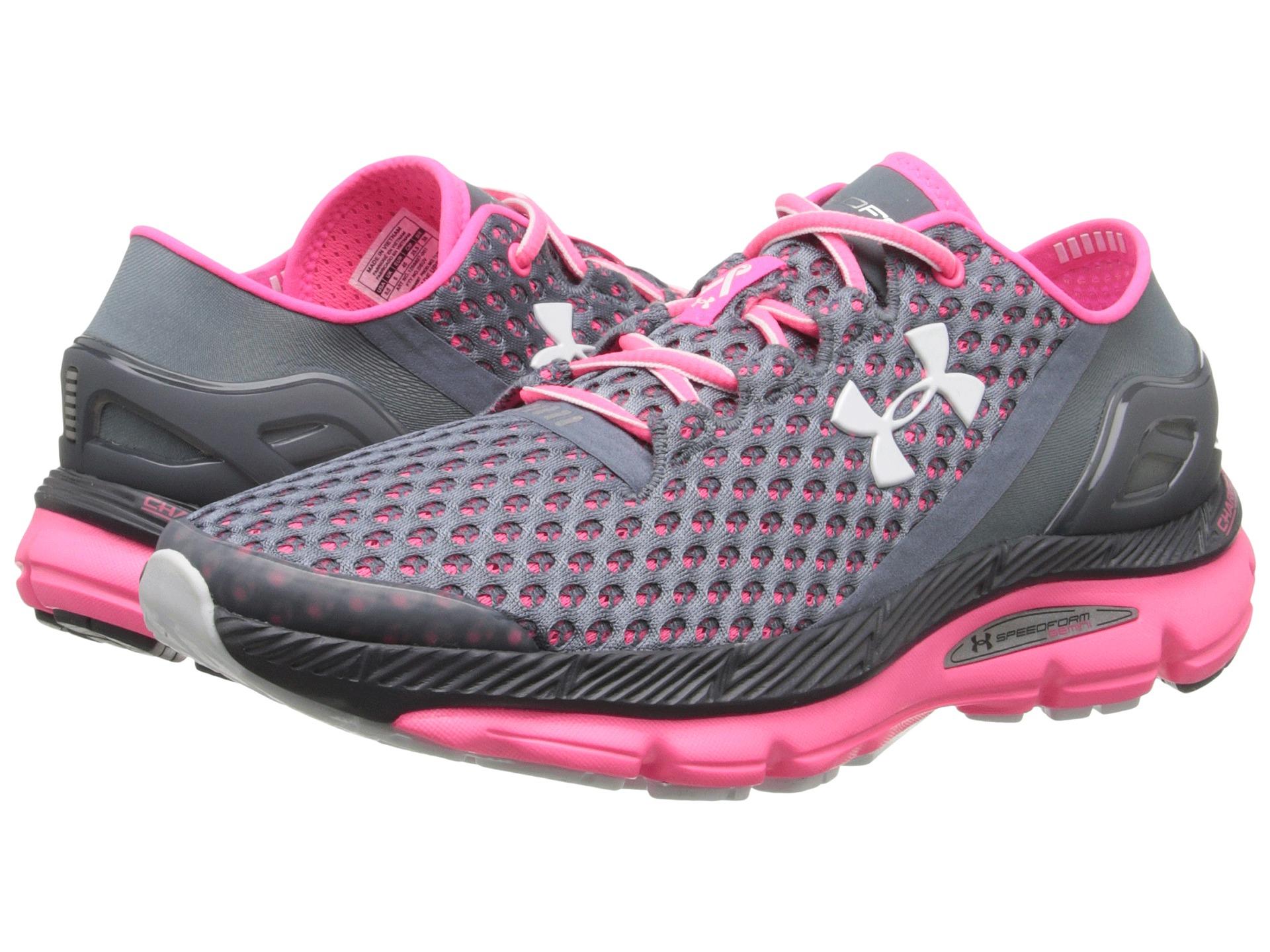new style 7df2c 25e41 Under Armour Pink Ua Speedform™ Gemini